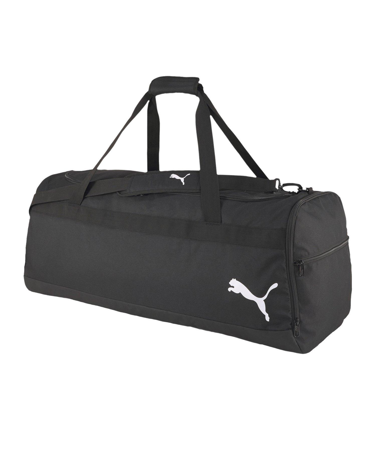 PUMA teamGOAL 23 Teambag Sporttasche GR. L F03 - schwarz