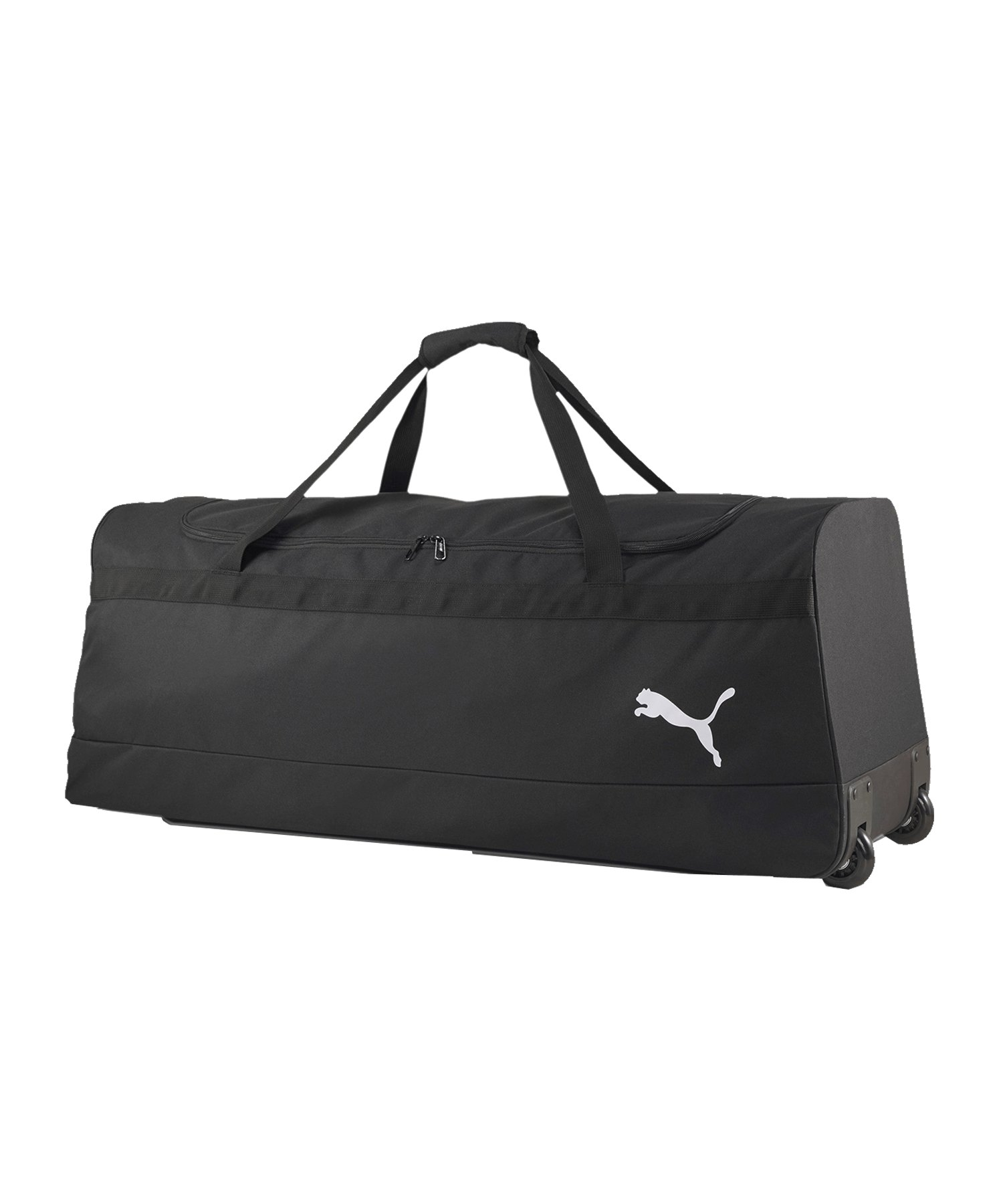 PUMA teamGOAL 23 Wheel Teambag Trolley Gr. XL F03 - schwarz