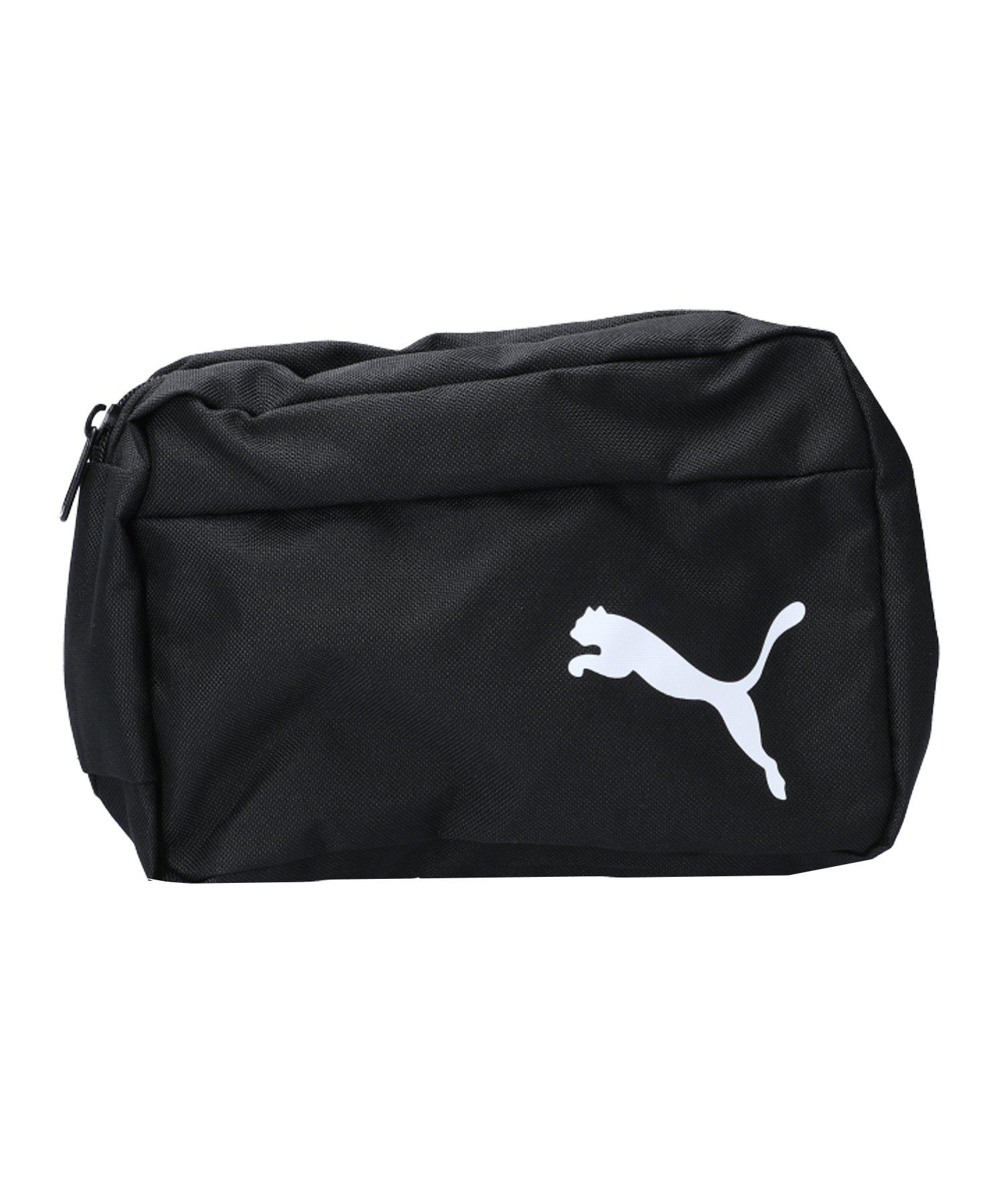 PUMA teamGOAL 23 Wash Bag Tasche Schwarz F03 - schwarz
