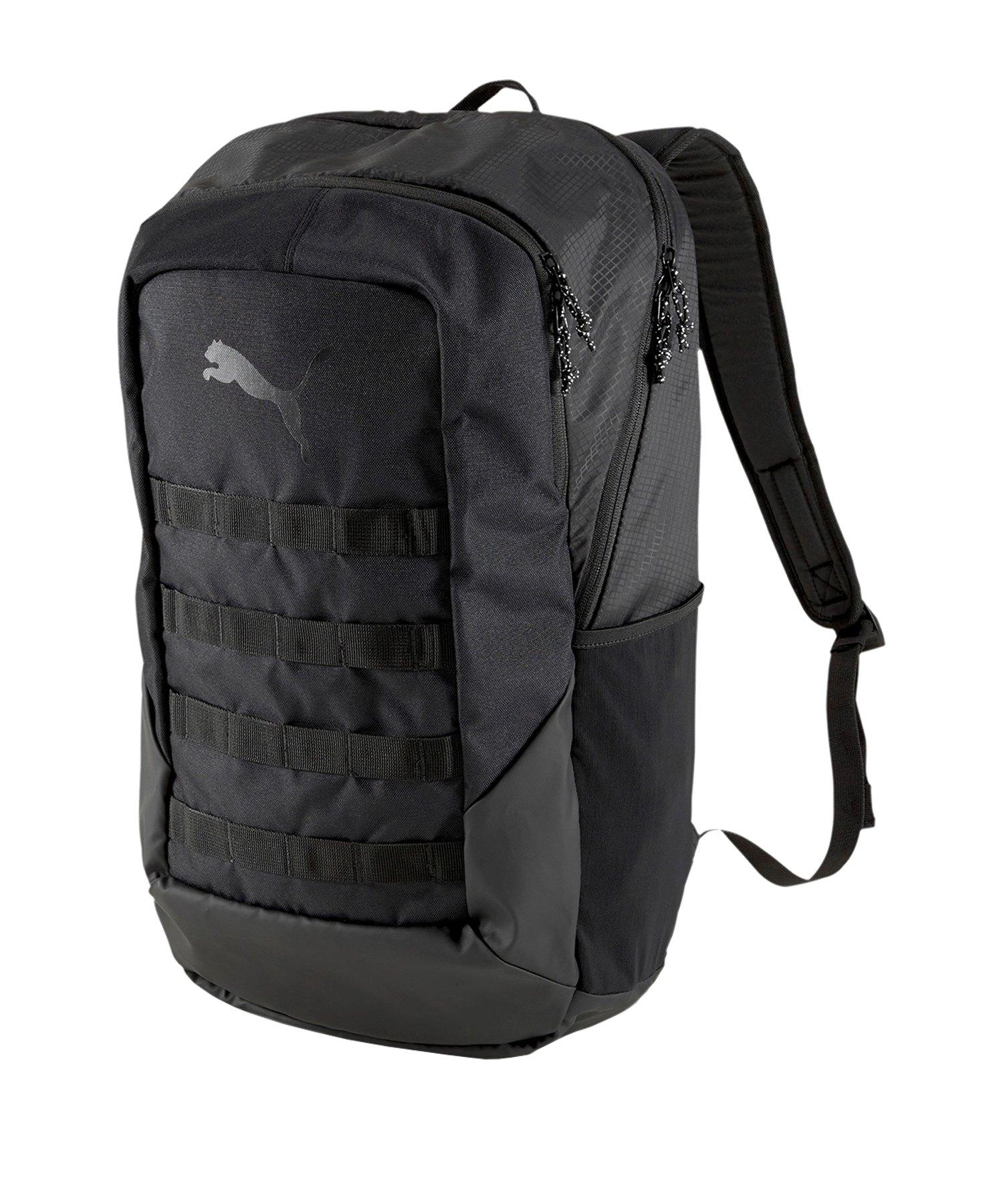 PUMA ftblNXT Backpack Rucksack Schwarz F01 - schwarz