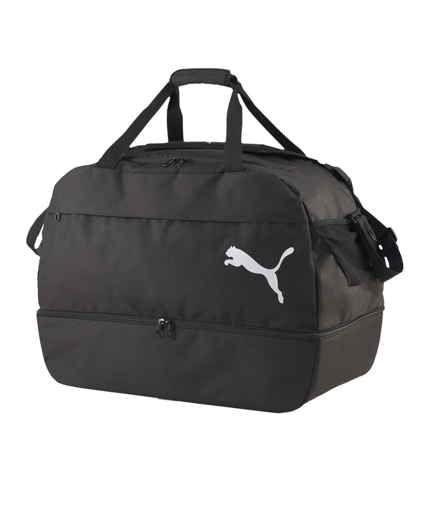 PUMA teamFINAL 21 Teambag Sporttasche BC Gr. M F03 - schwarz
