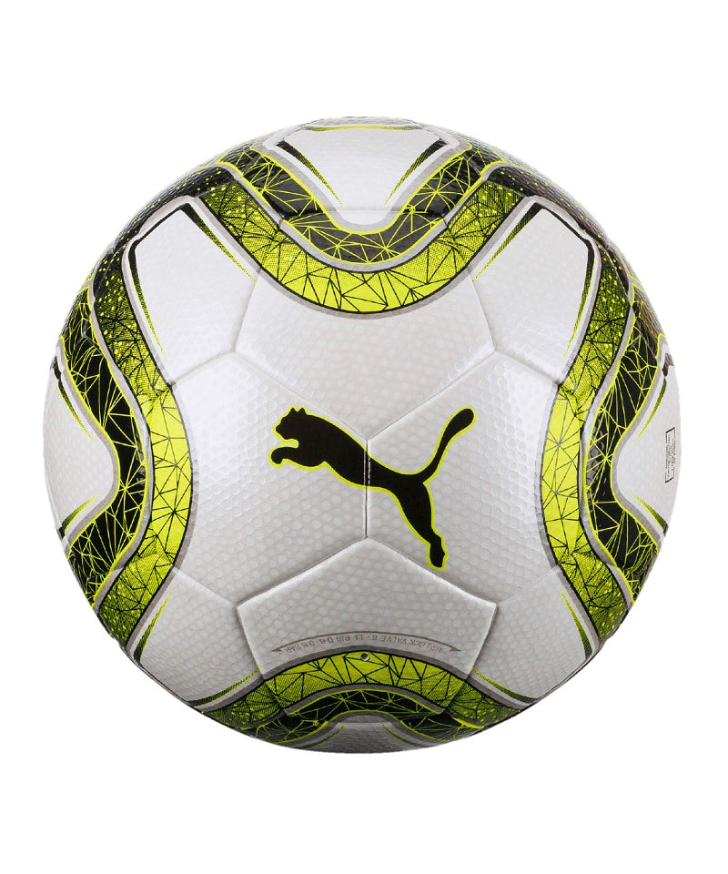 PUMA FINAL 3 Tournament Trainingsball F01 - weiss