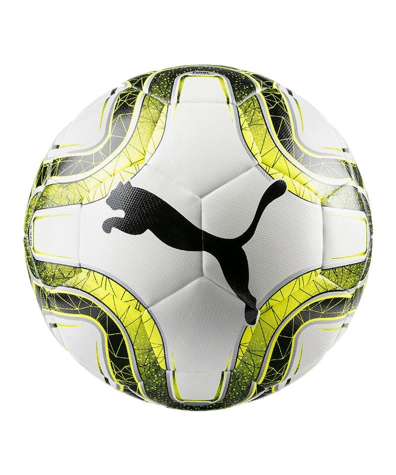 PUMA FINAL Lite 290 Gramm Fussball Weiss F01 - weiss
