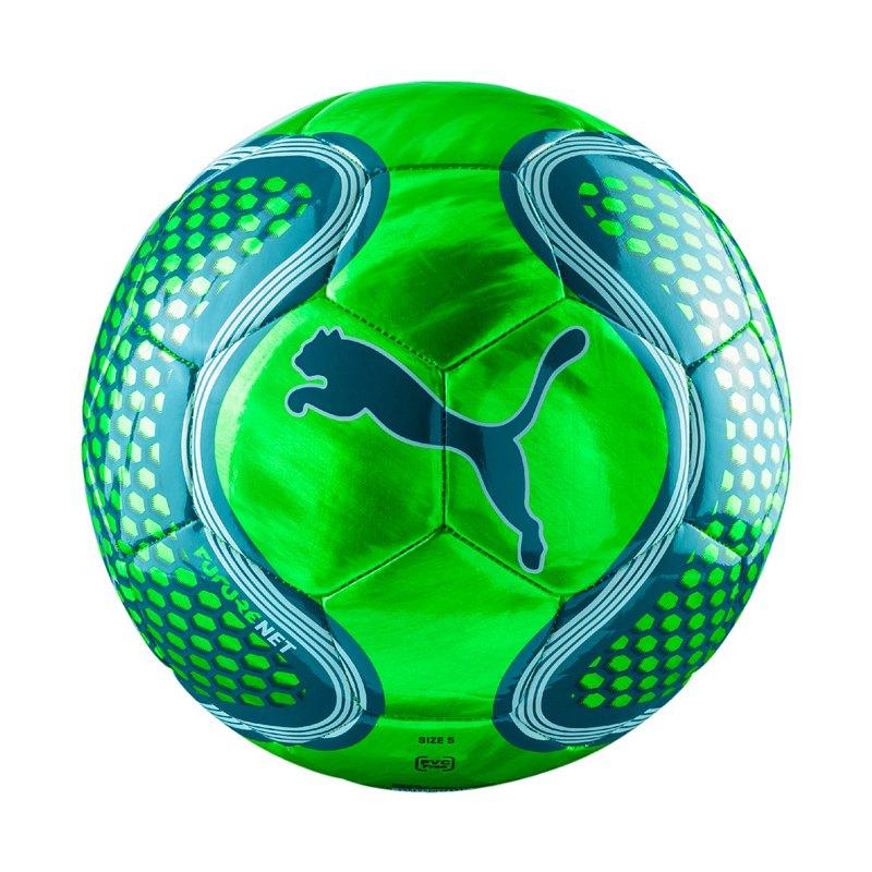 PUMA FUTURE Net Fussball Grün F02 - gruen