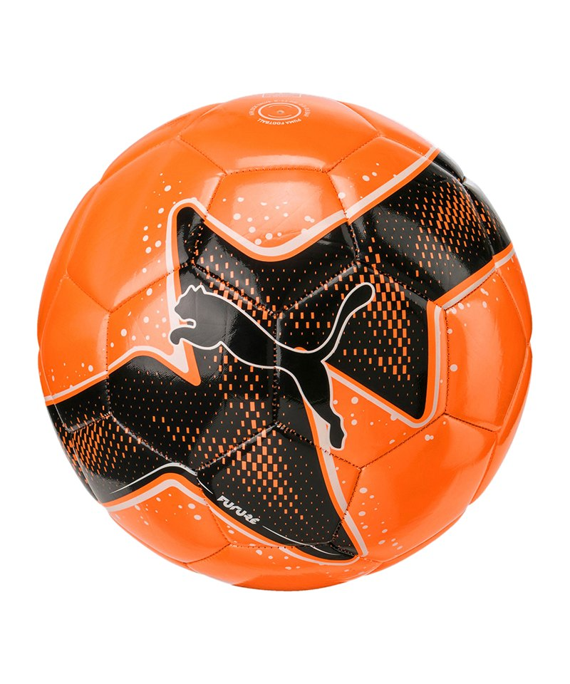 PUMA FUTURE Pulse Trainingsball Orange Schwarz F01 - orange