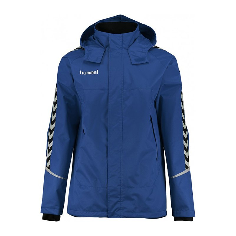 Hummel Authentic Charge All Weather Jacke F7079 - blau
