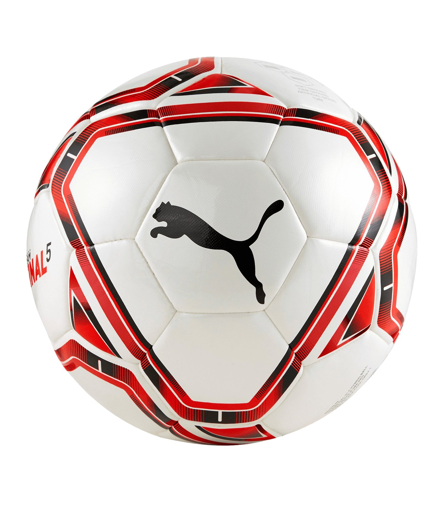 PUMA teamFINAL 21.5. Trainingsball F02 - weiss
