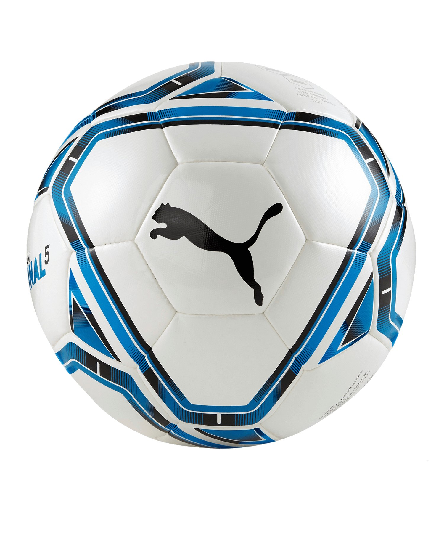 PUMA teamFINAL 21.5. Trainingsball F03 - weiss