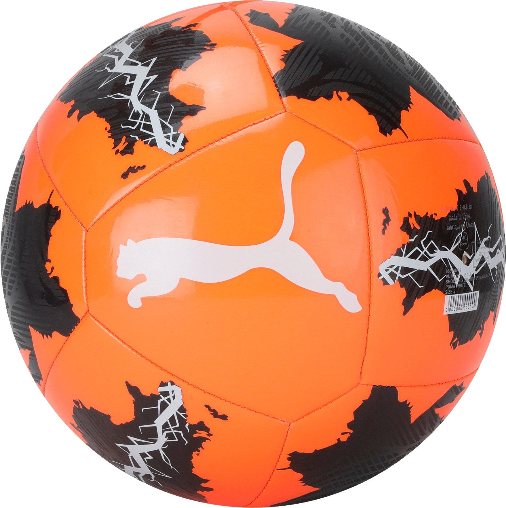 PUMA Puma SPIN Trainingsball Orange F02 - orange
