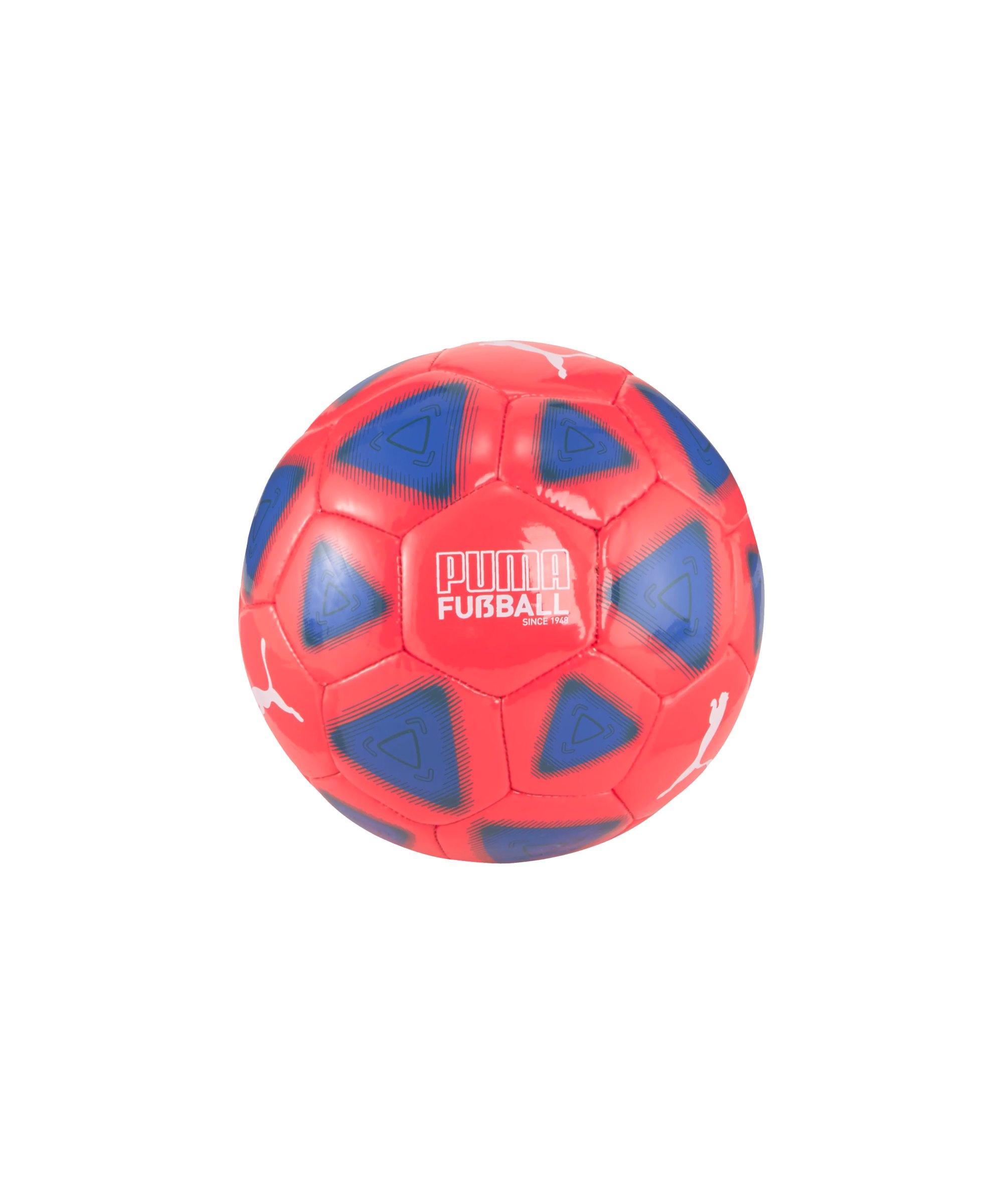 PUMA PRESTIGE Miniball Pink Blau F04 - pink