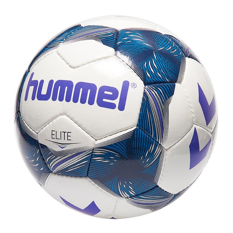 Hummel Elite Fussball Weiss F9809 - weiss