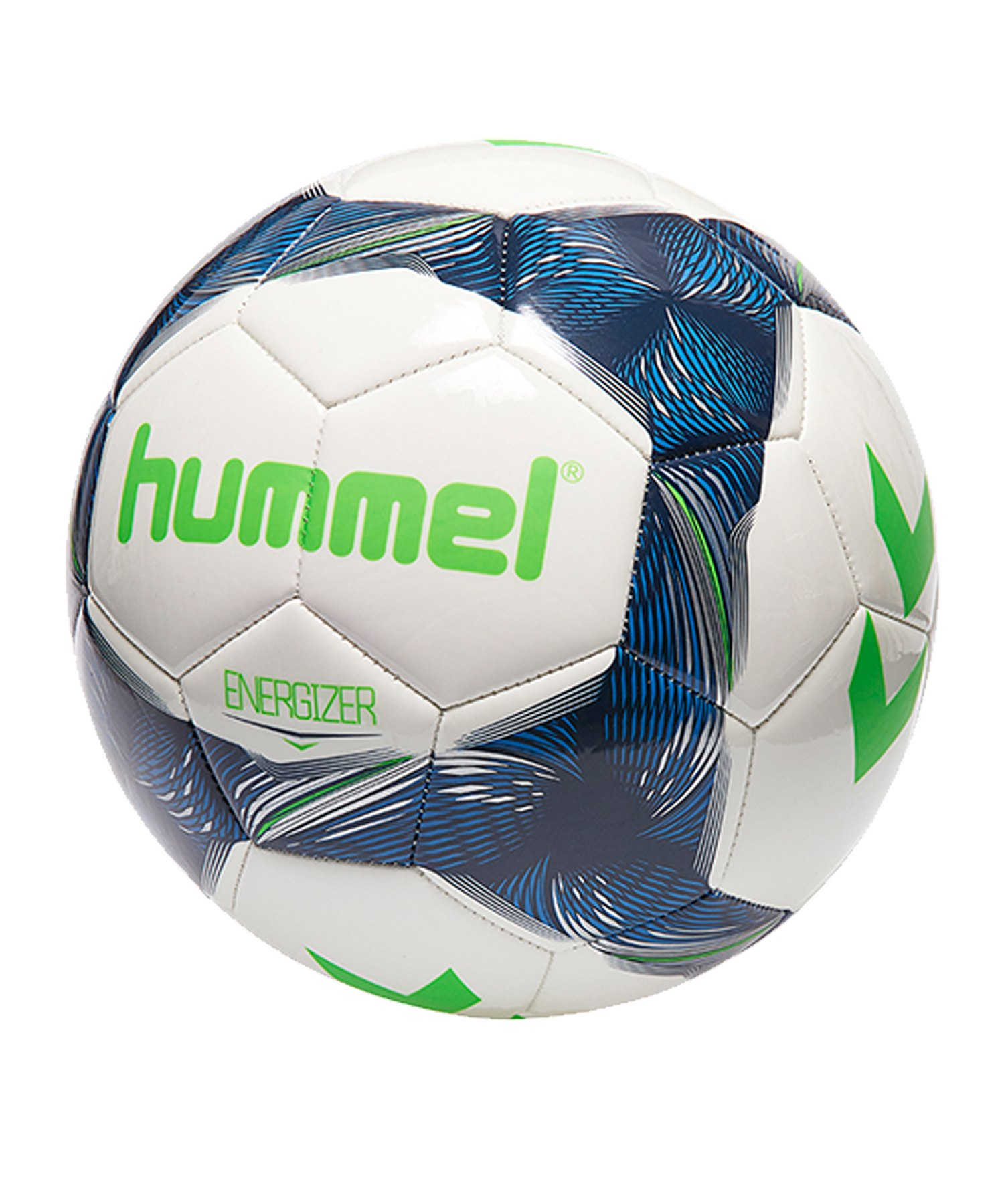 Hummel Energizer Trainingsball Weiss F9813 - Weiss