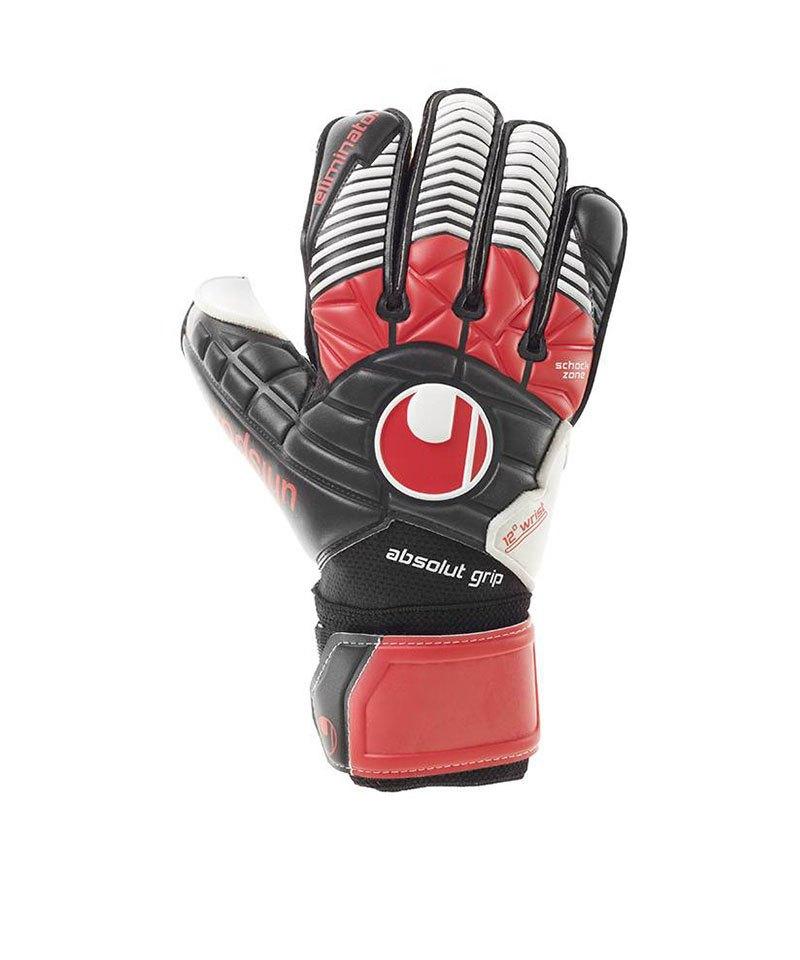 Uhlsport Eliminator Absolutgrip Handschuh F01 - schwarz