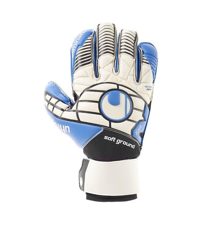 Uhlsport Handschuh Eliminator Soft RF Comp F01 - weiss