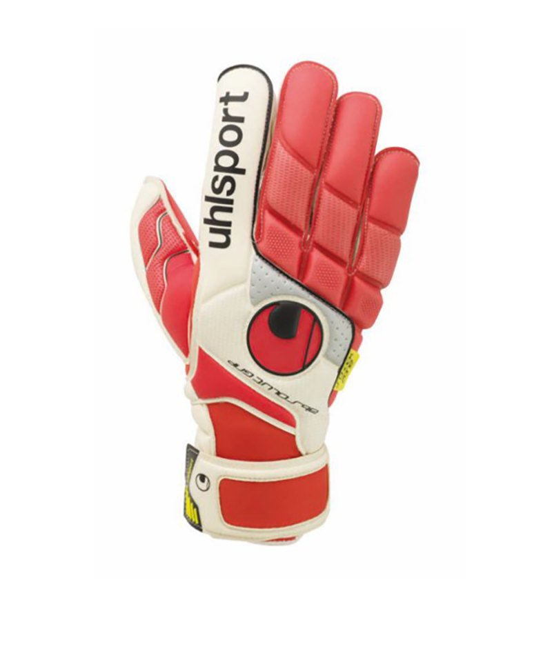 Uhlsport Fangmaschine Absolutgrip Surround Rot F01 - rot