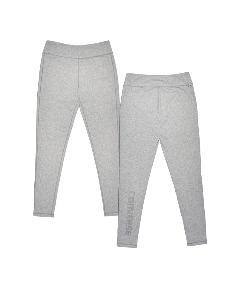 Converse Reflective Wordmark Legging Damen F035 - grau
