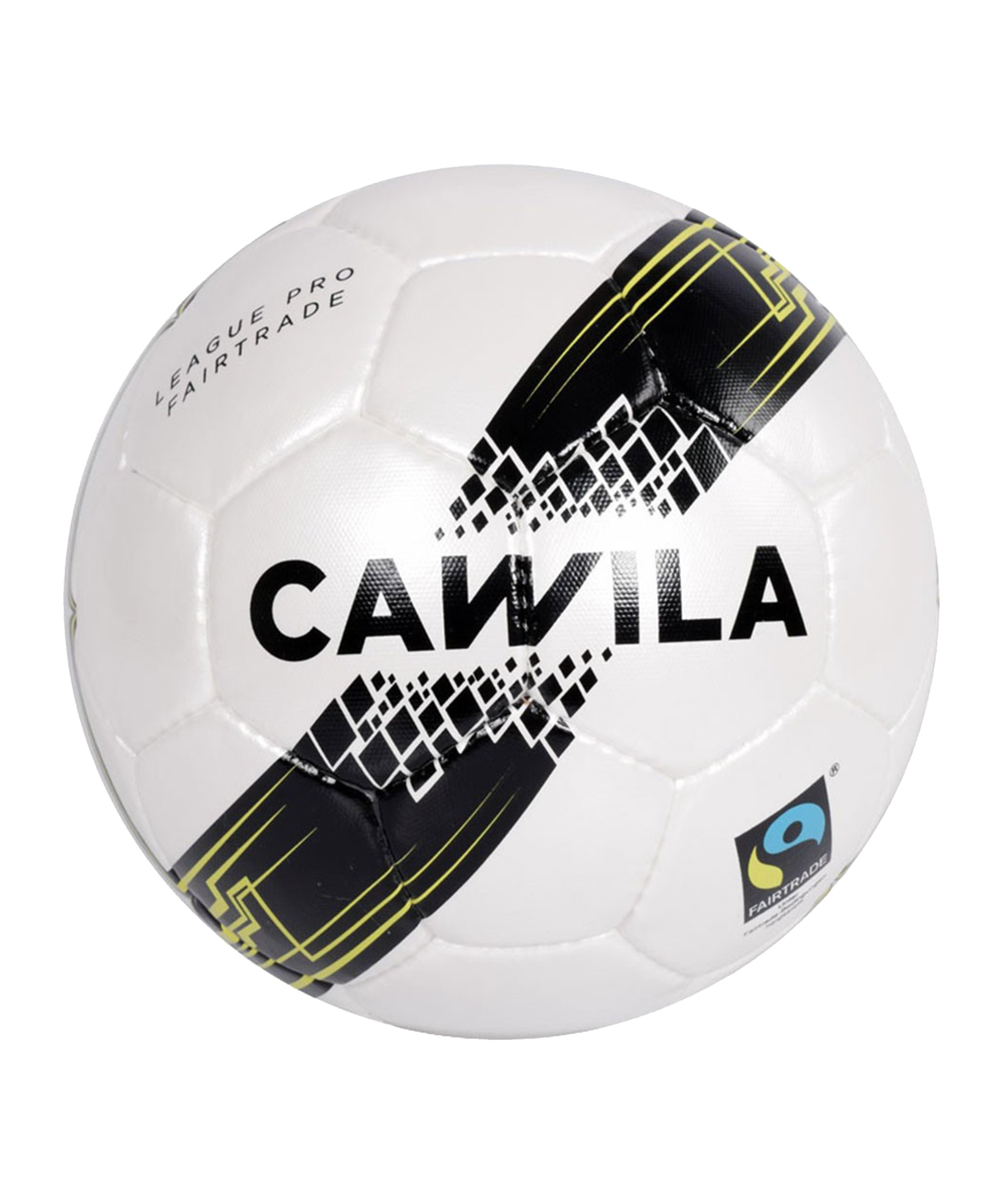 Cawila Fussball ARENA LEAGUE PRO 5 Weiss - weiss