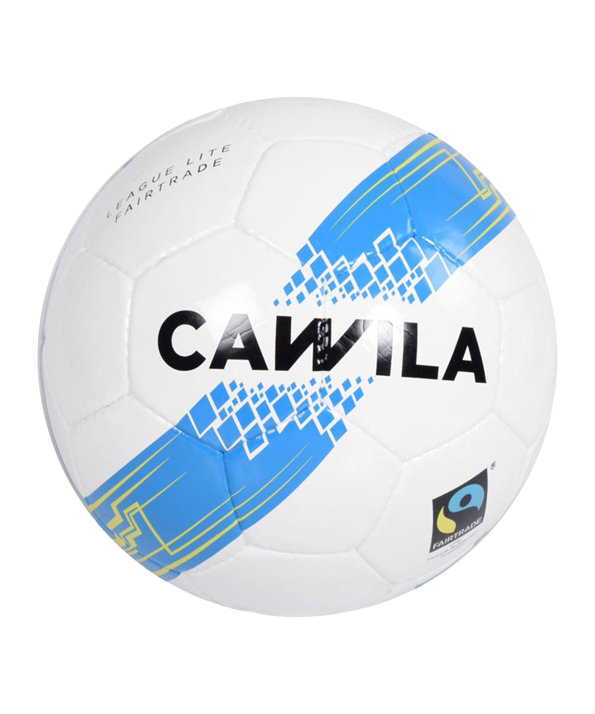 Cawila Fussball ARENA LITE 350 Fairtrade 5 Weiss - weiss