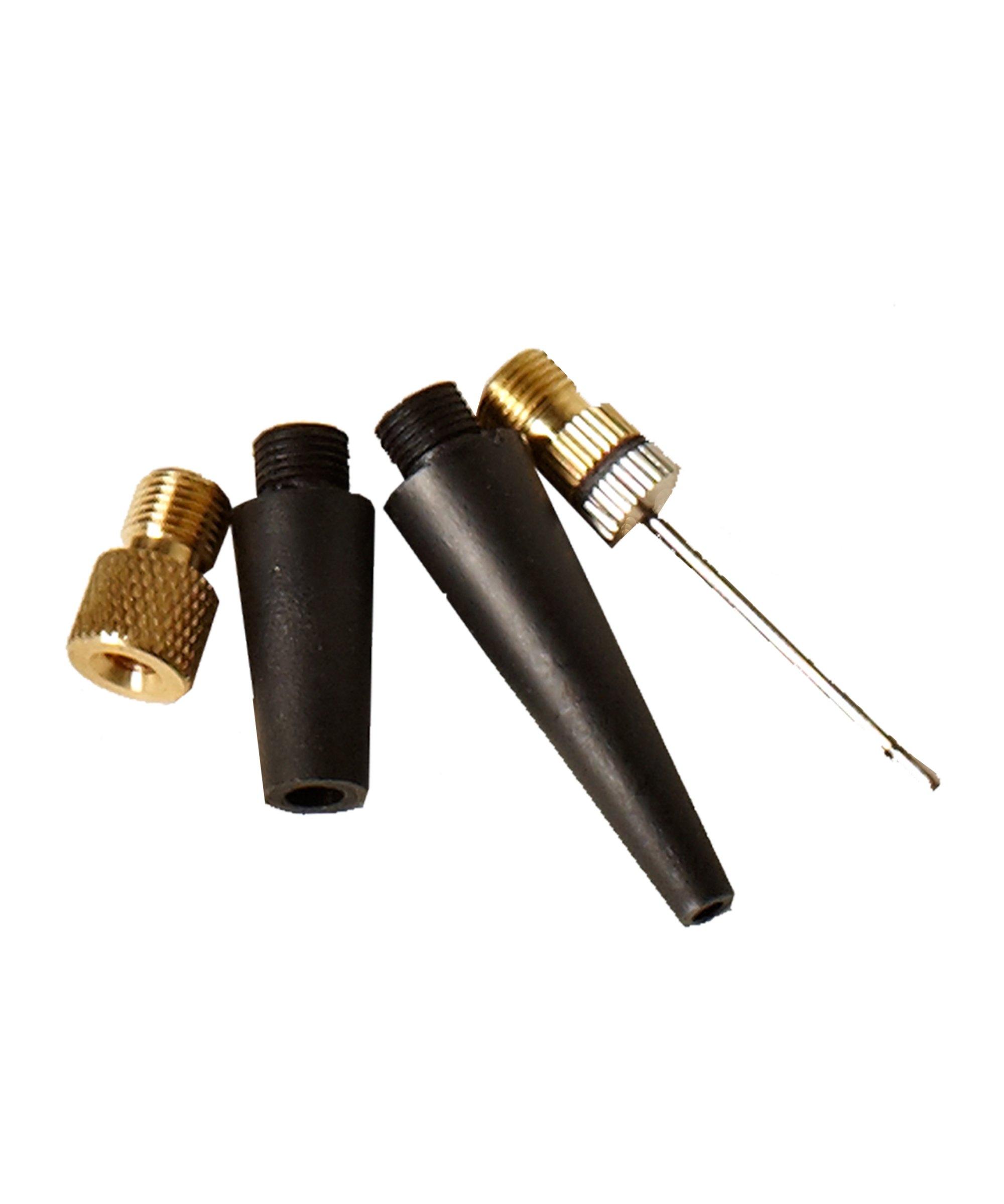 Cawila Ersatzventilset für elektr. Ballpumpe - schwarz