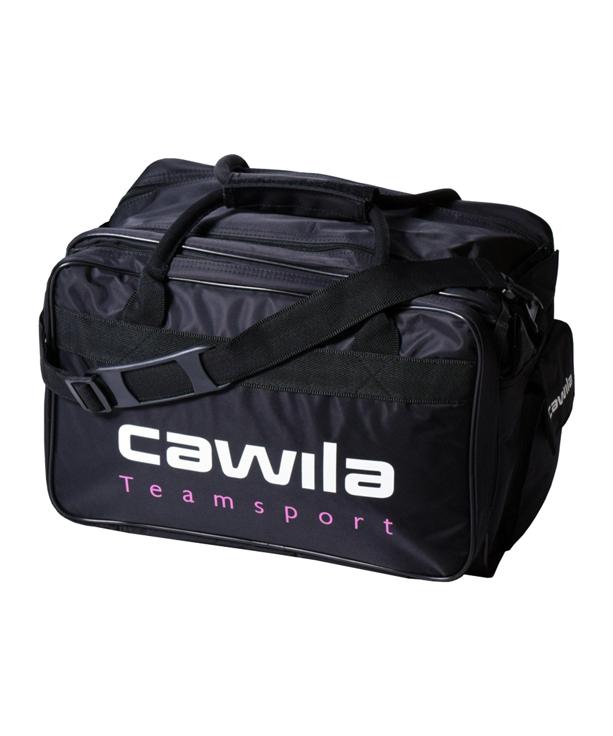 Cawila Sanitätstasche L ohne Inhalt 440x300x330mm - schwarz