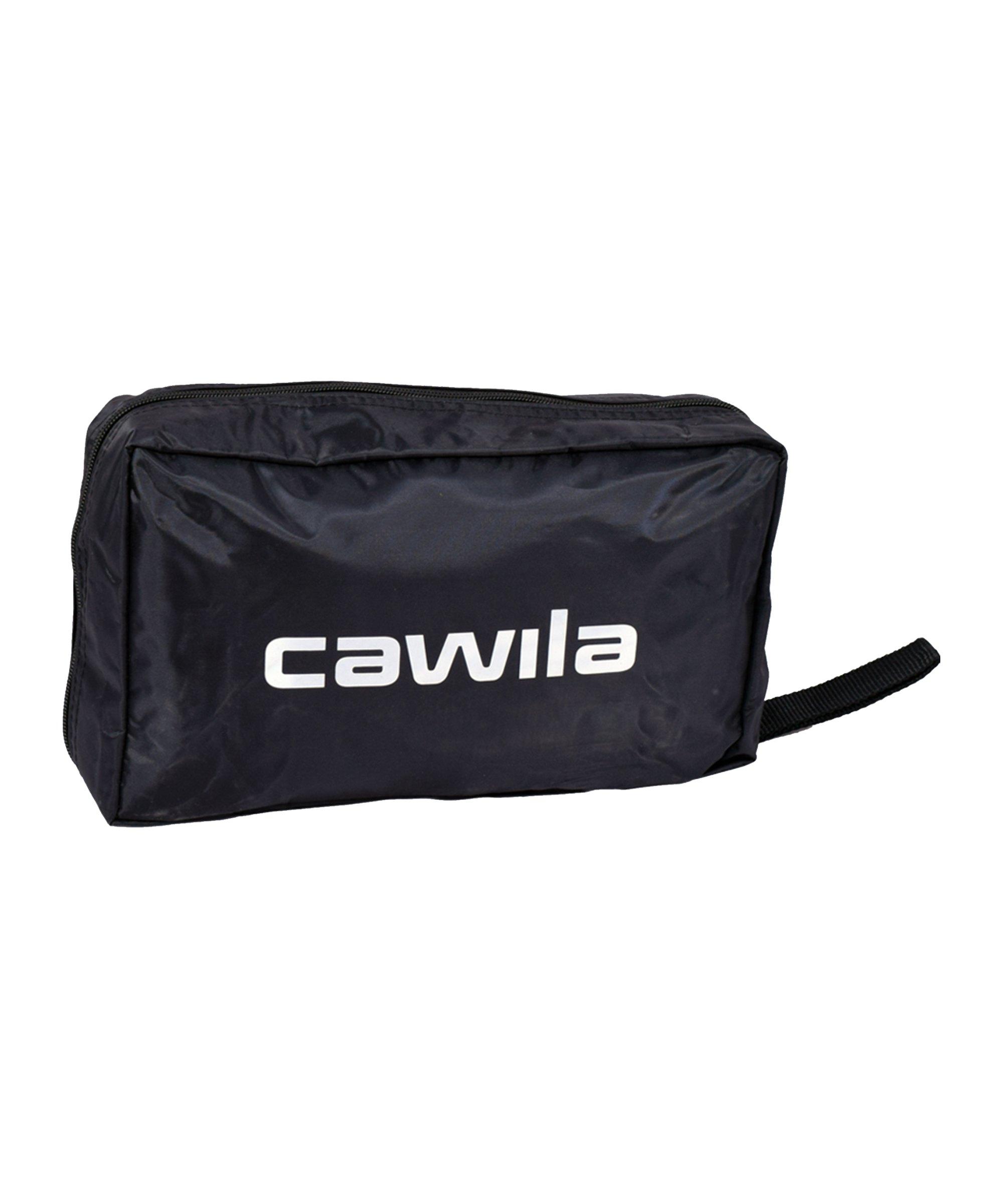 Cawila Sanitätstasche S 280 x 160 x 90mm Schwarz - schwarz