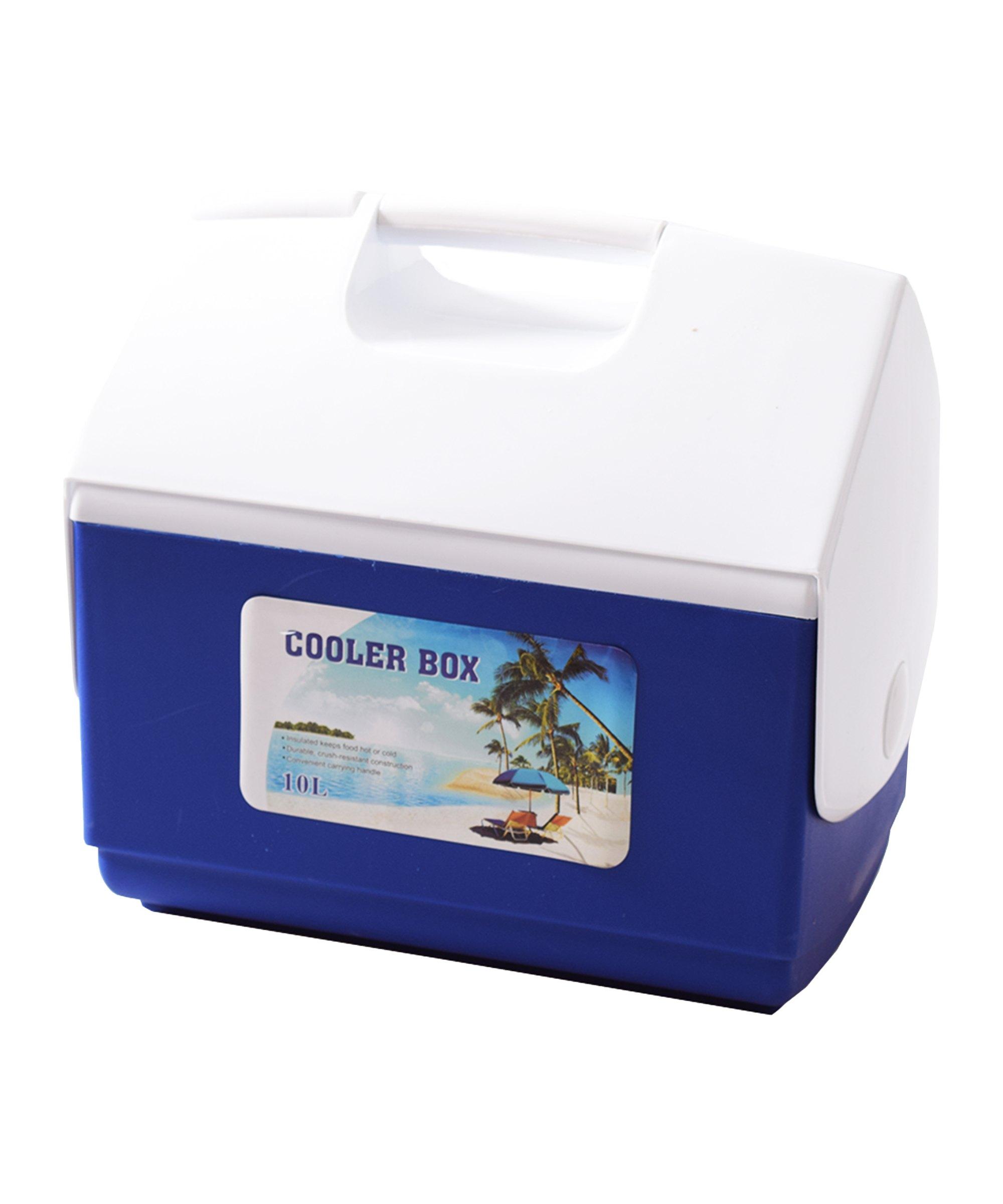 Cawila Kühlbox 10l Blau - blau