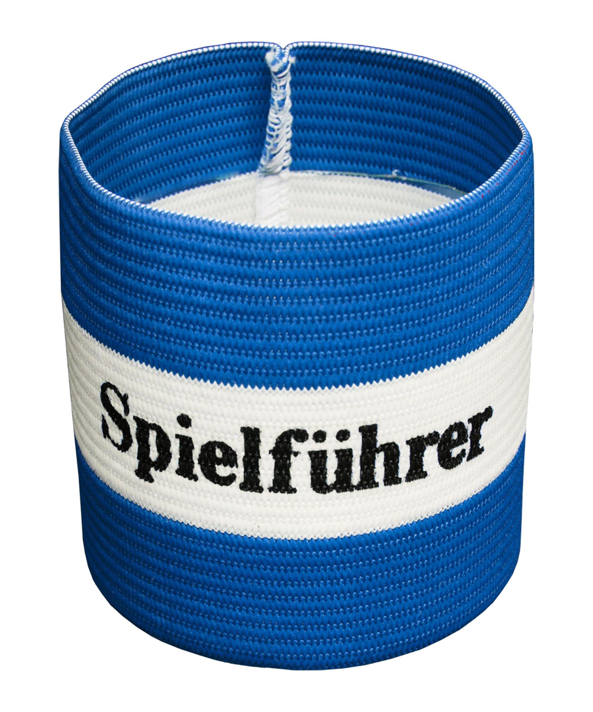 Cawila Spielführer Armbinde Junior Blau - blau