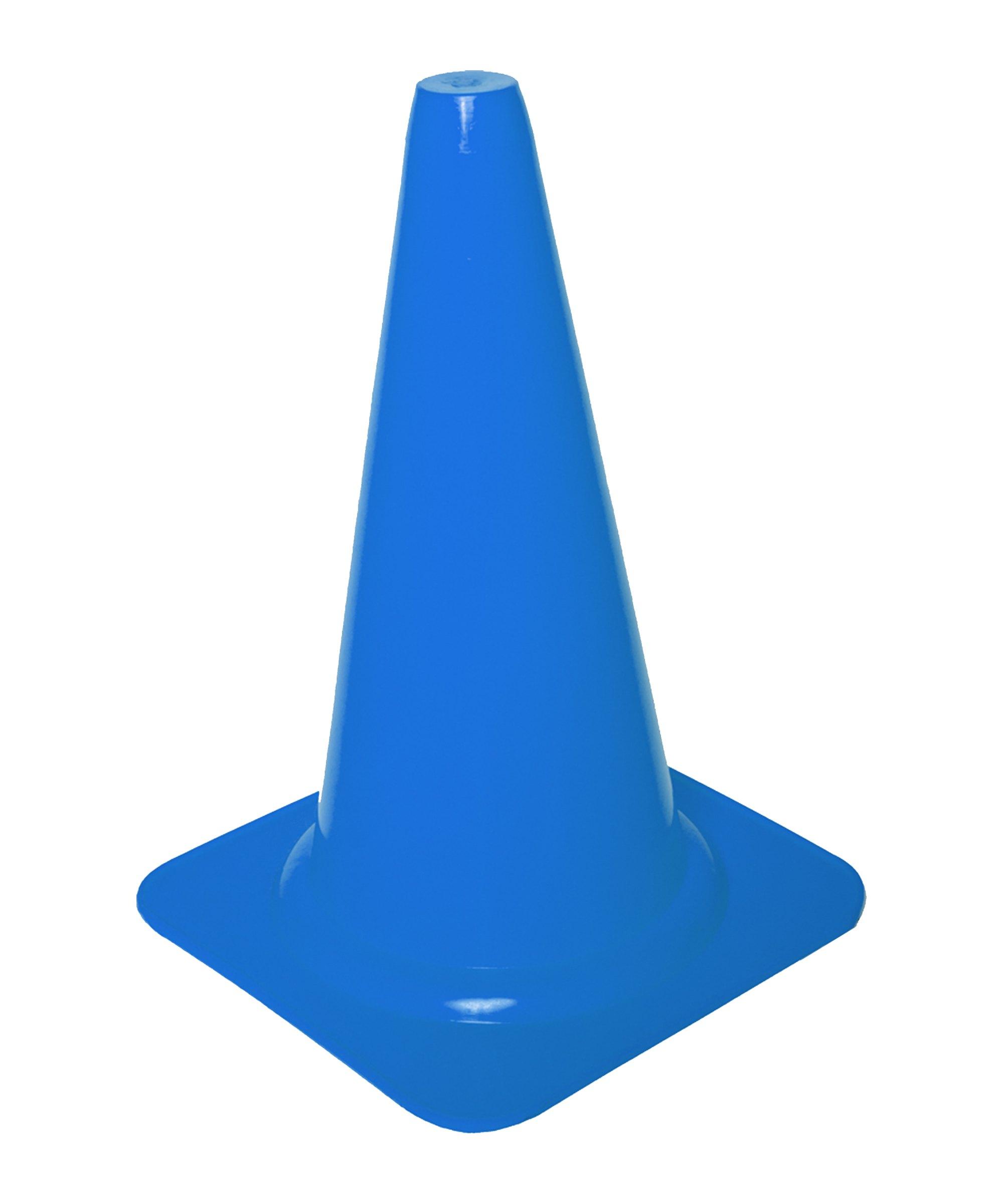 Cawila Markierungskegel L 40cm Blau - blau