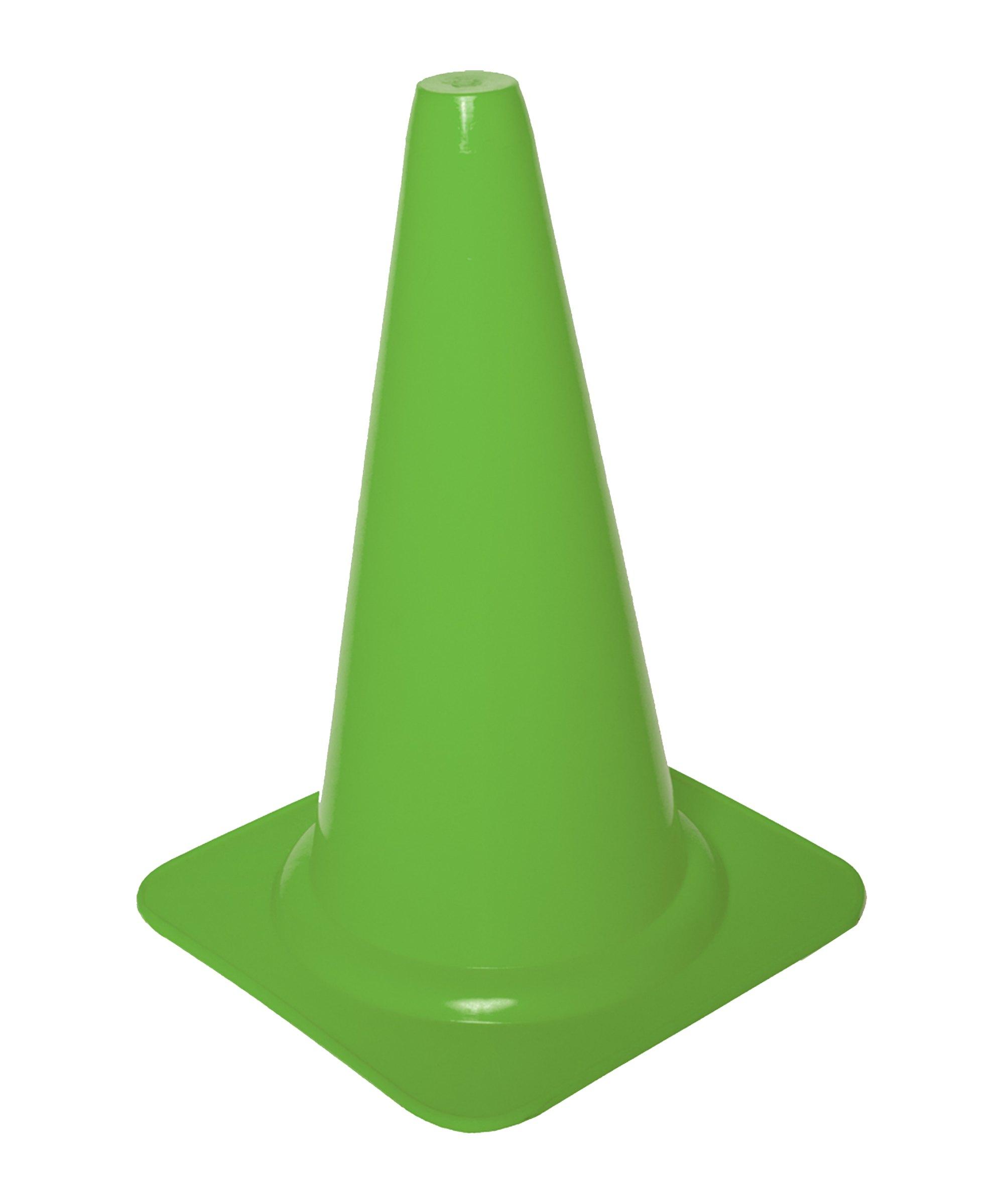 Cawila Markierungskegel L 40cm Grün - gruen