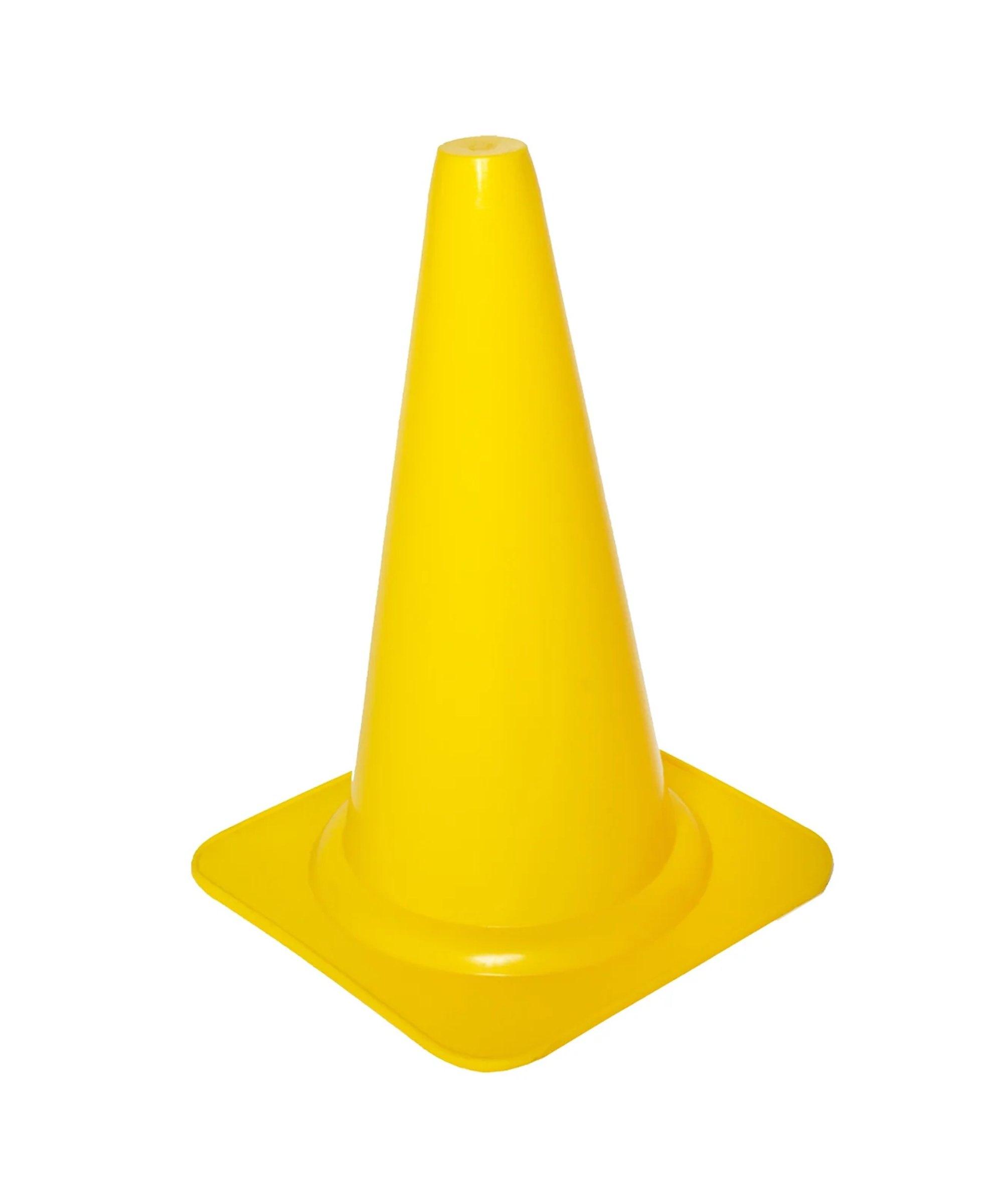 Cawila Markierungskegel L 40cm Gelb - gelb