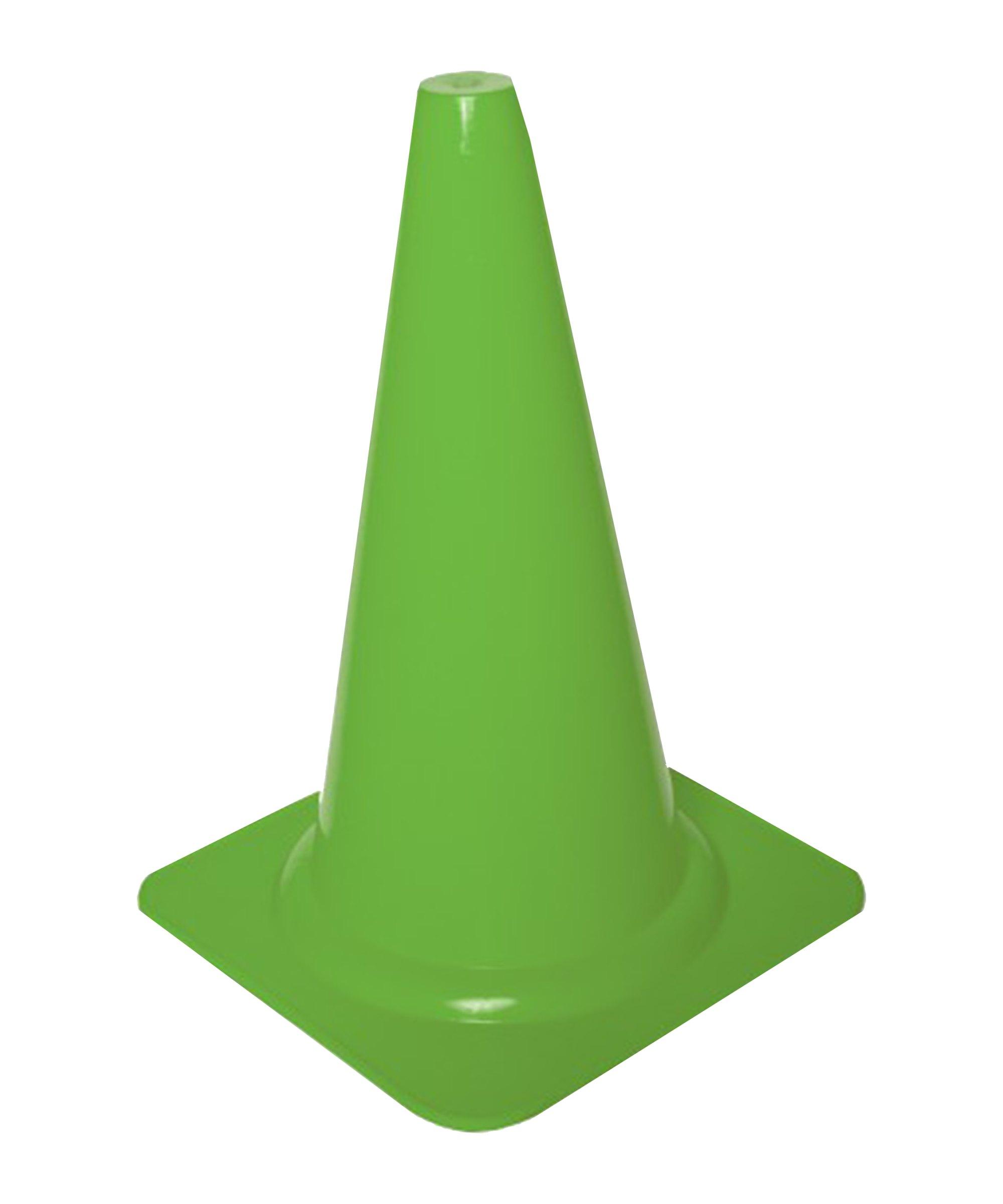 Cawila Markierungskegel S 23cm Grün - gruen