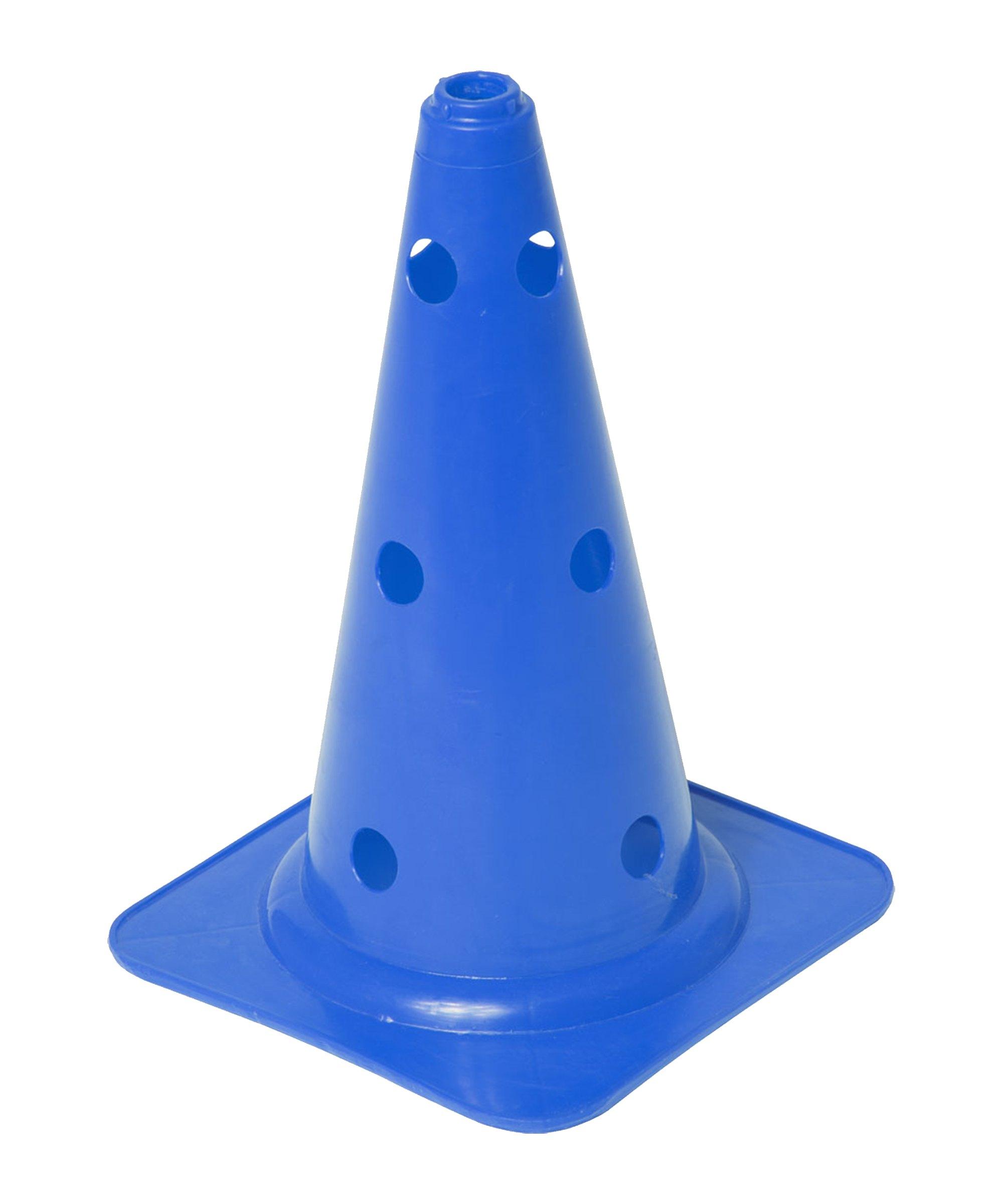 Cawila Multifunktionskegel L 40cm Blau - blau
