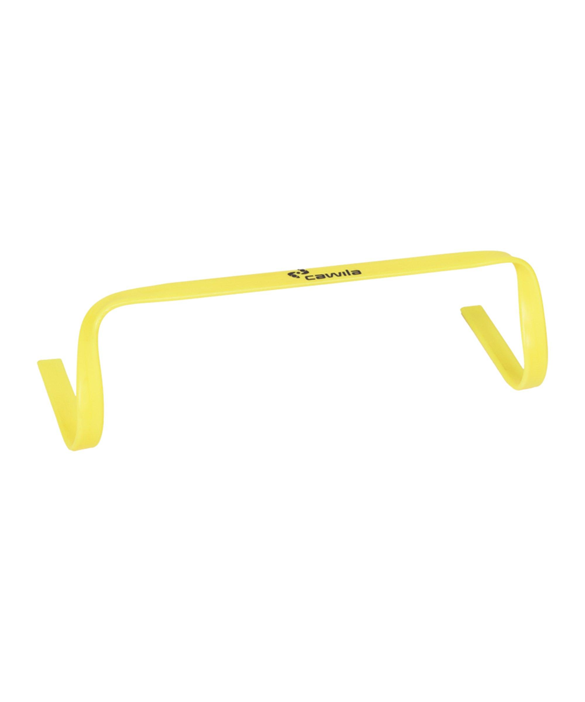 Cawila Trainingshürde Flat 'n Flex 15cm Gelb - gelb
