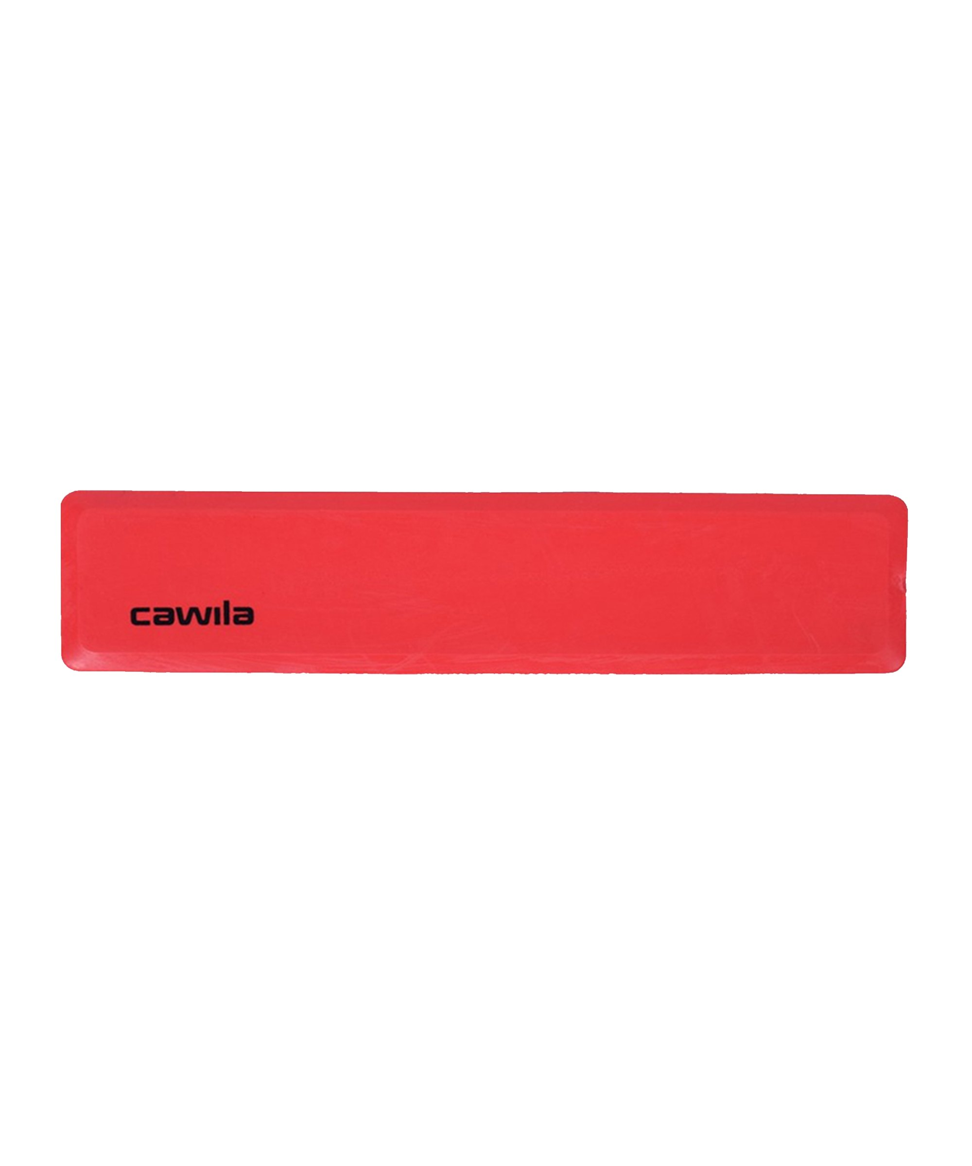 Cawila Marker-System Gerade 34 x 75cm Rot - rot