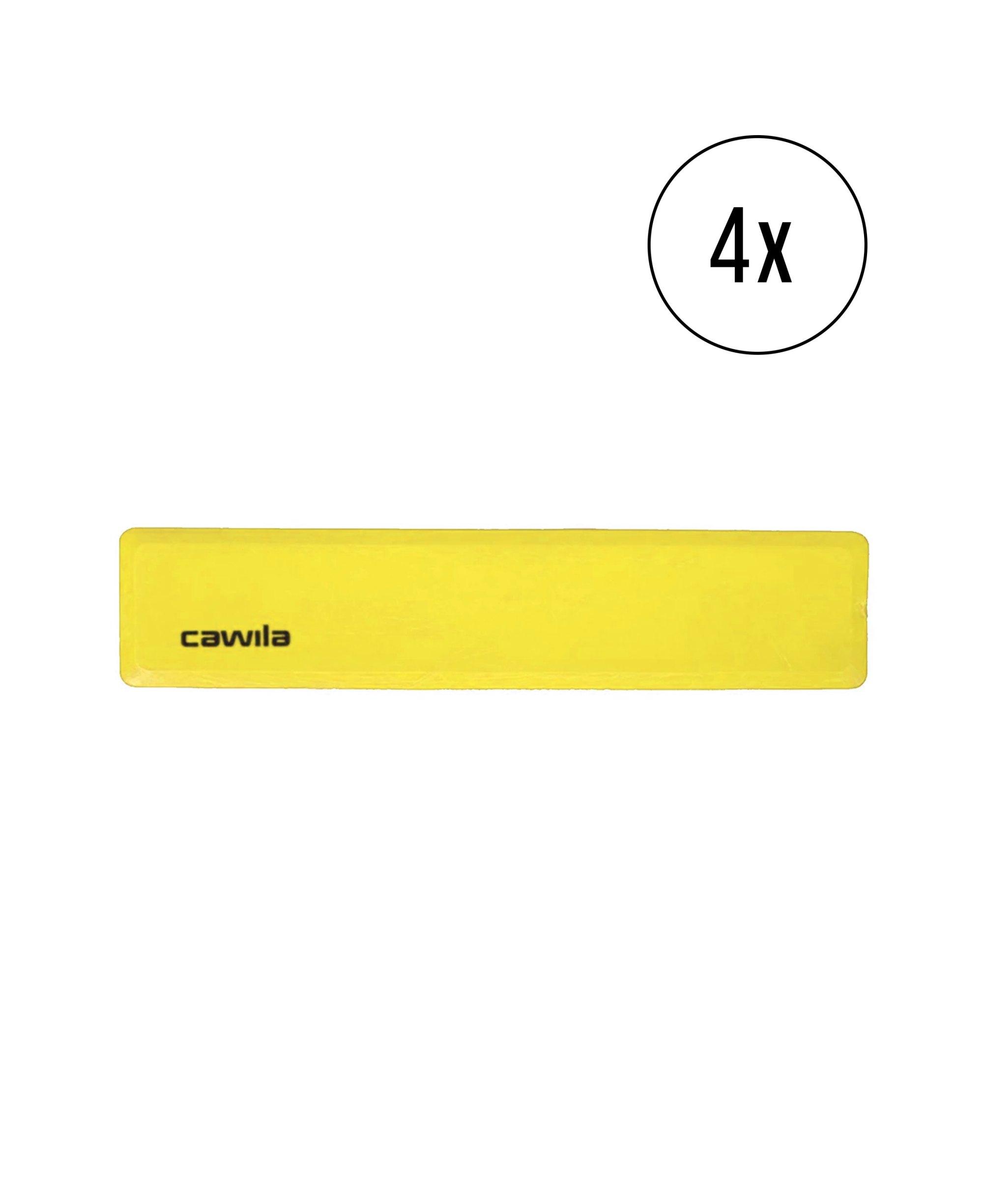 Cawila Marker-System Gerade 34 x 75cm Gelb - gelb