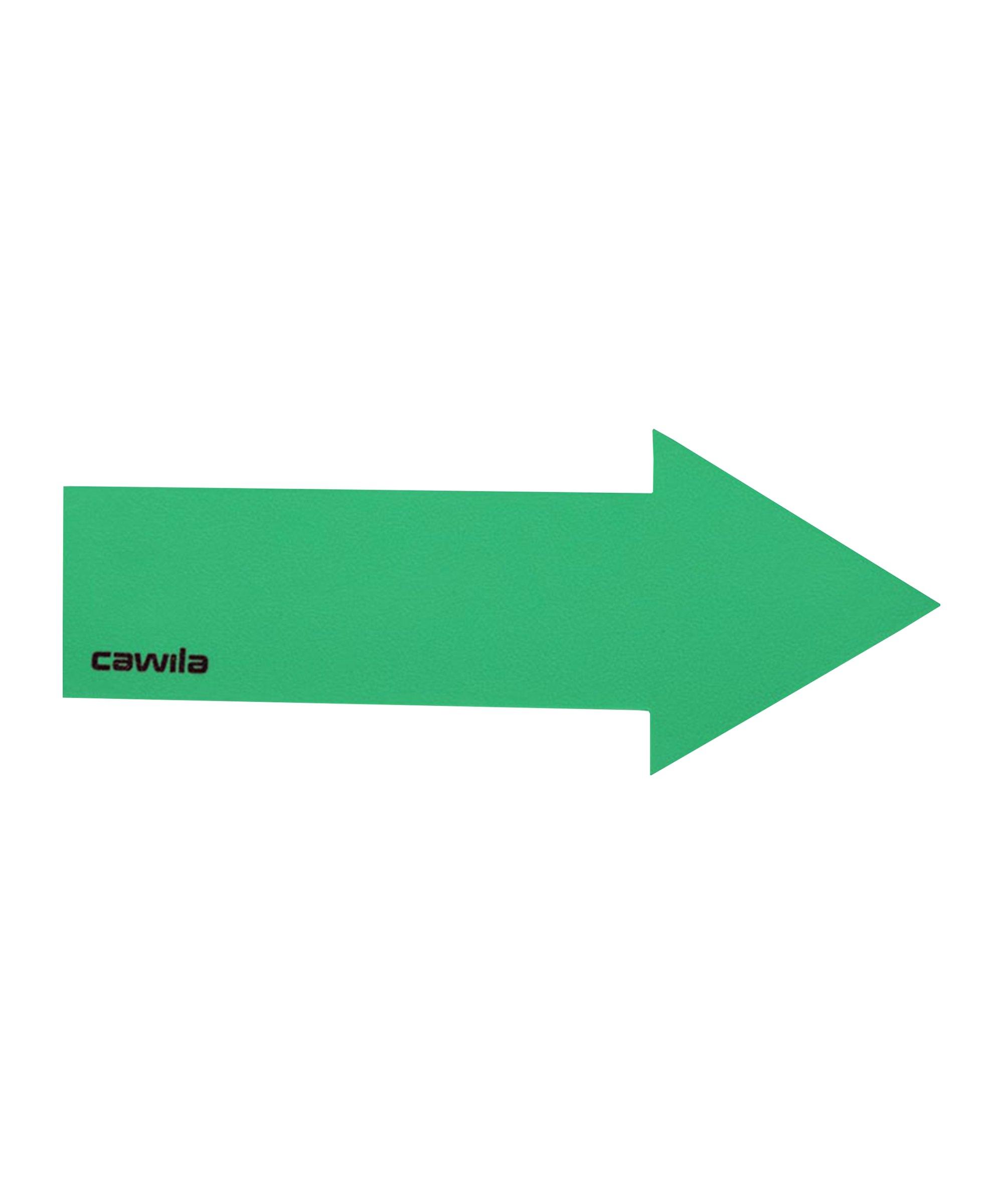 Cawila Marker-System Pfeil 36 x 9cm Grün - gruen