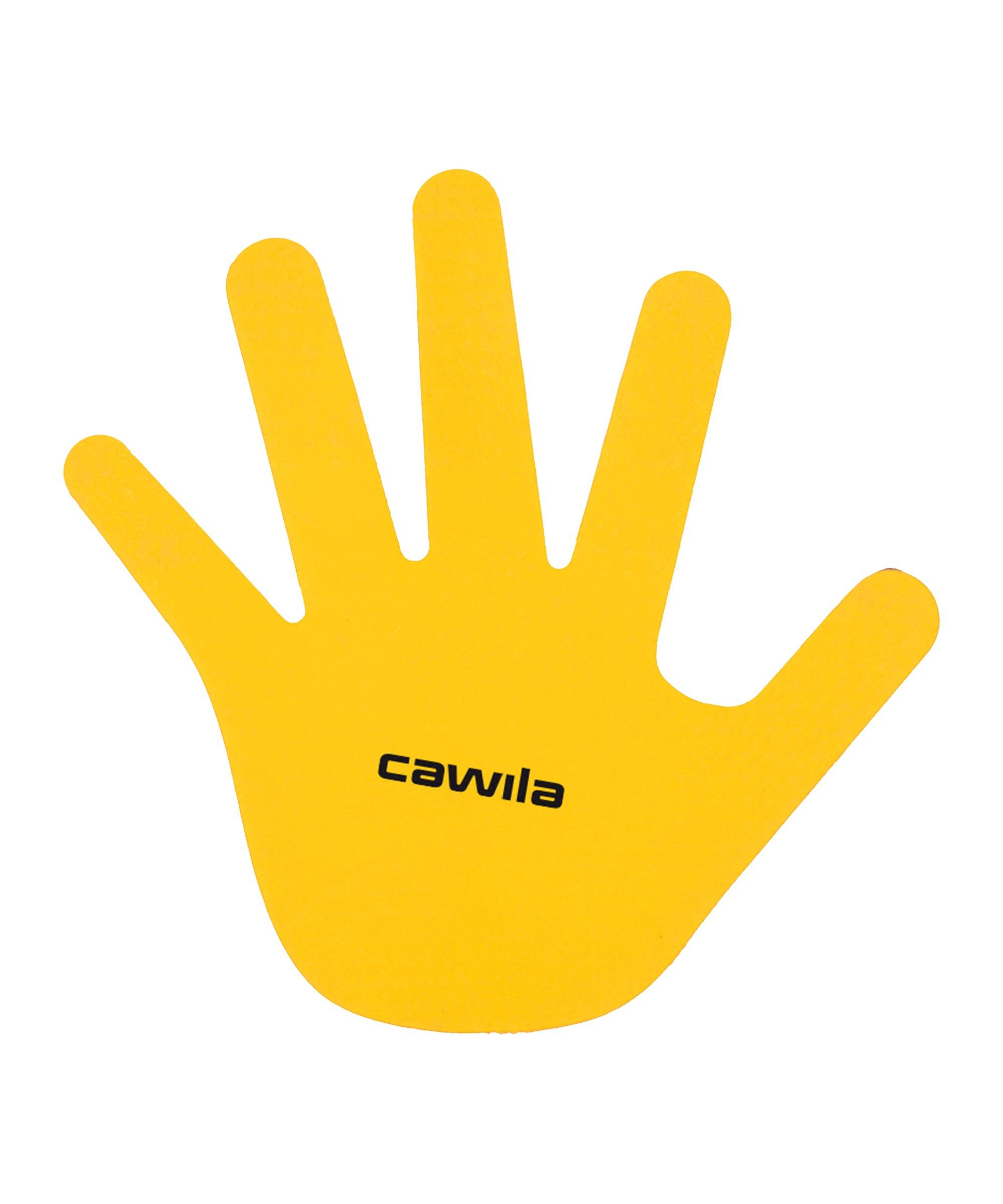 Cawila Marker-System Hand 185cm Gelb - gelb