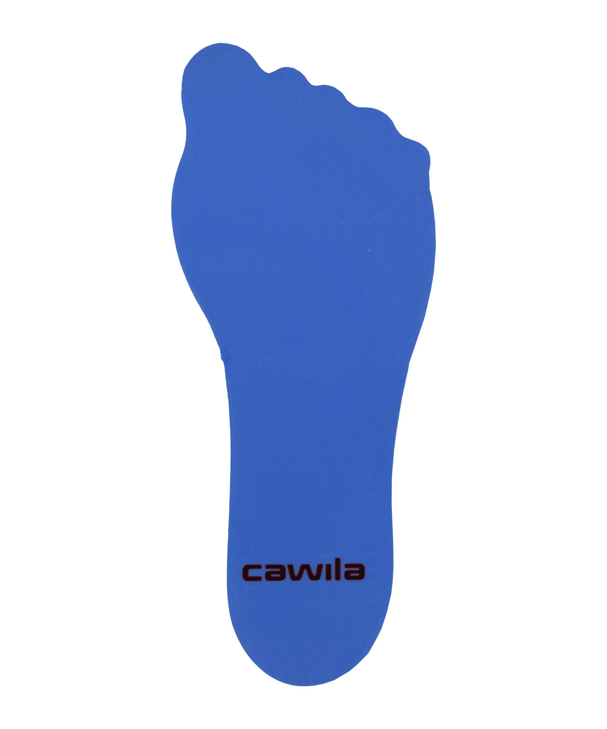 Cawila Marker-System Fuss 21cm Blau - blau