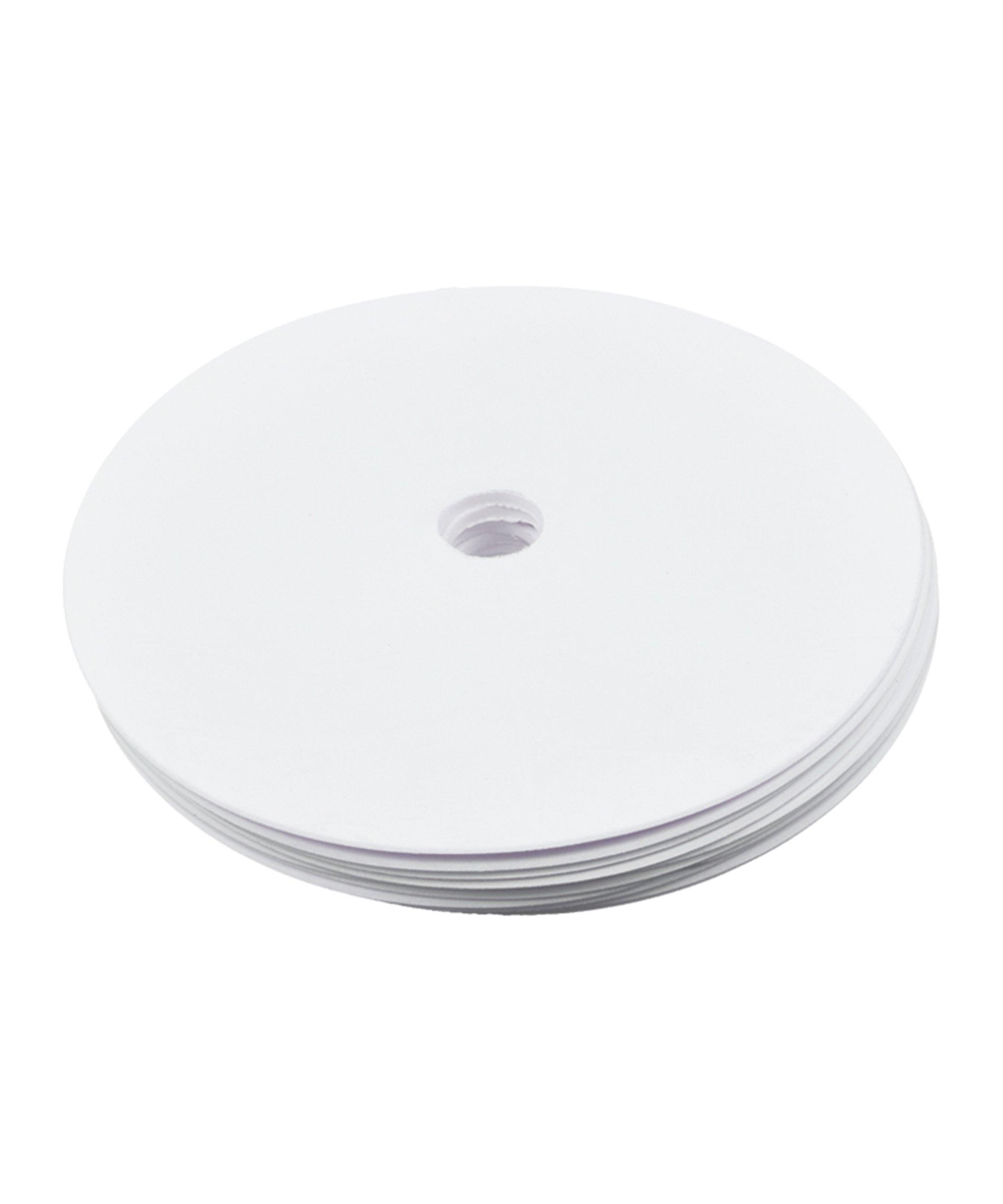 Cawila PRO TRAINING Floormark 10er Set d15mm Weiss - weiss