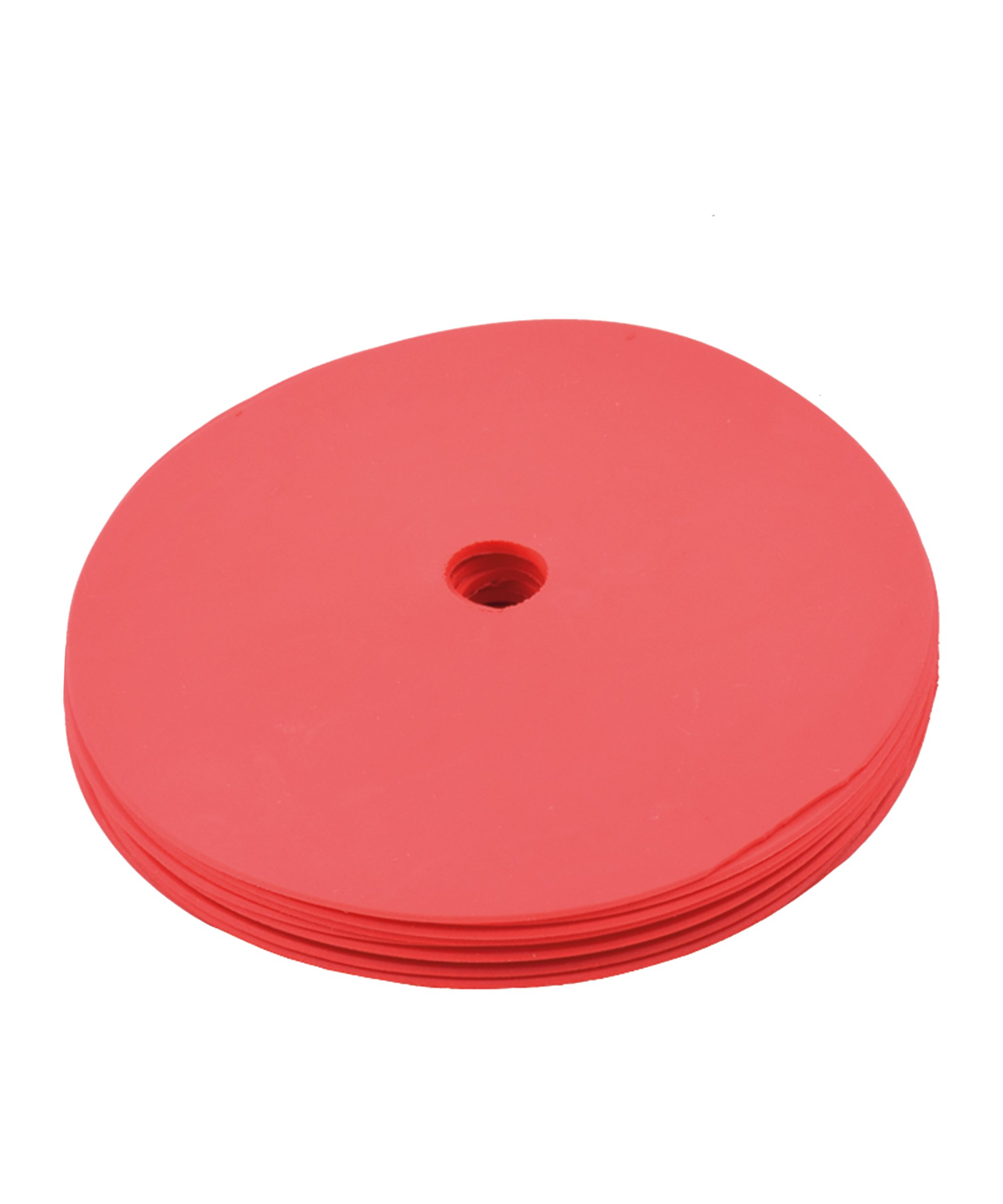 Cawila PRO TRAINING Floormark 10er Set d15mm Rot - rot