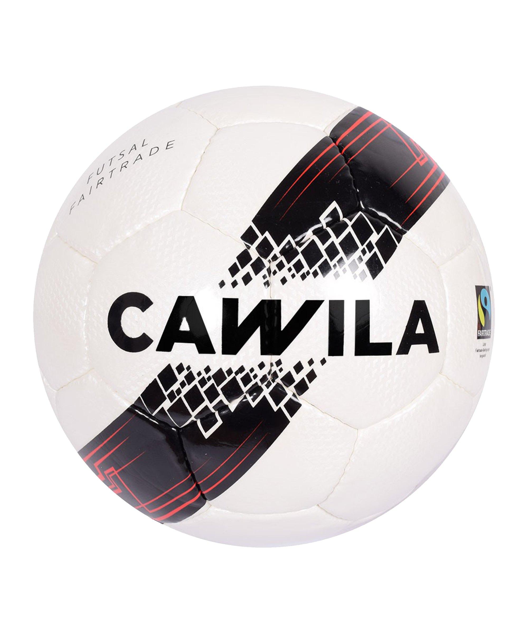 Cawila Futsal FAIR TRADE 430 4 - weiss