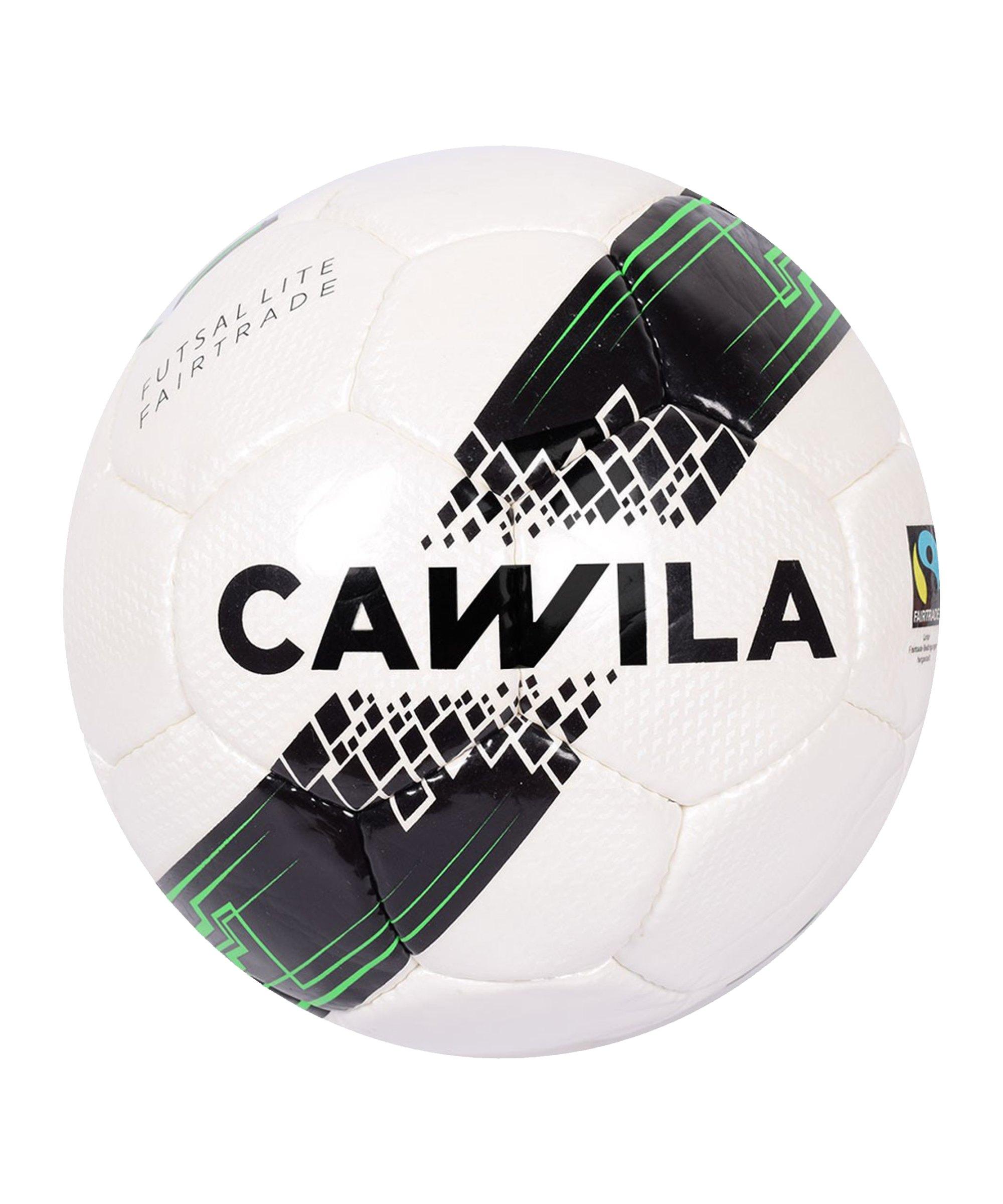 Cawila Futsal FAIR TRADE LITE 350 350g 4 - weiss