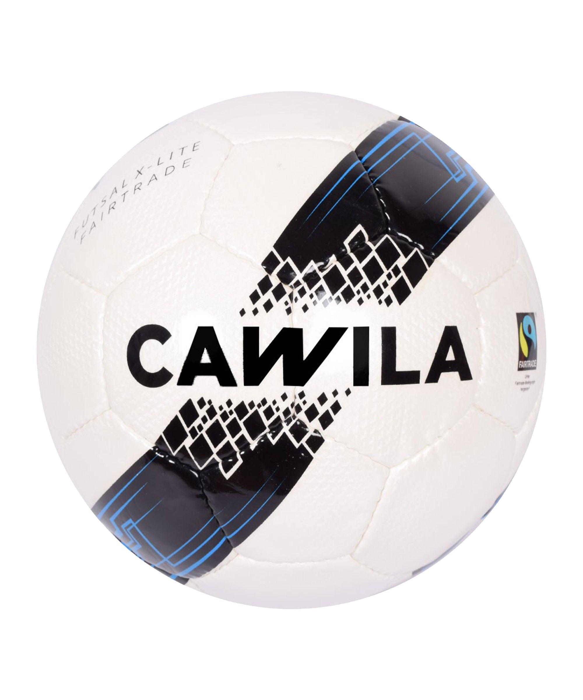 Cawila Futsal FAIR TRADE X-LITE 290 290g 4 - weiss
