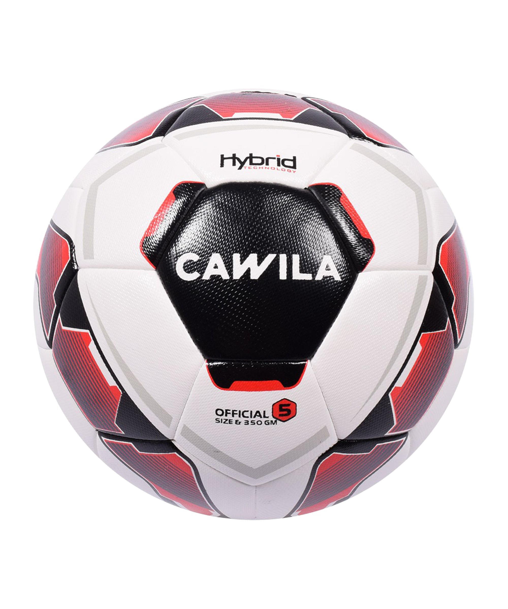 Cawila Fussball MISSION HYBRID LITE 350 350g 5 - weiss