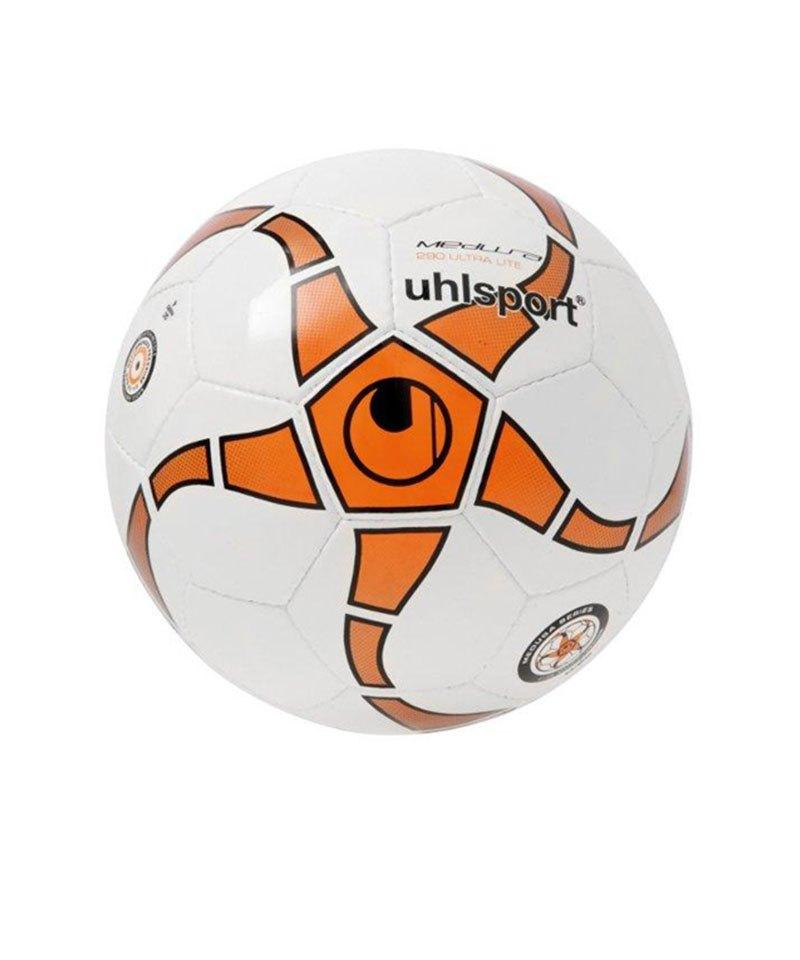 Uhlsport Ultra Lite Futsal Medusa Anteo 290g F01 - weiss