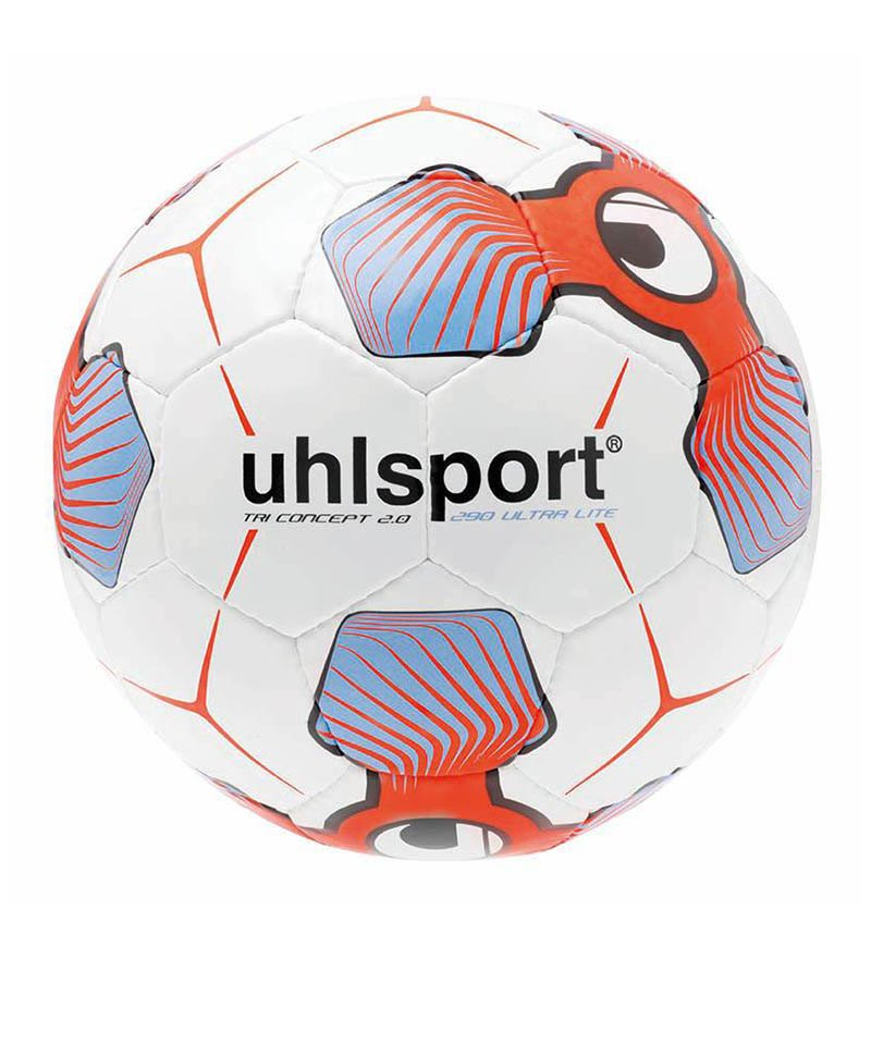 Uhlsport Trainingsball Tri Concept 2.0 Ultra Lite 290 Gramm F01 - weiss