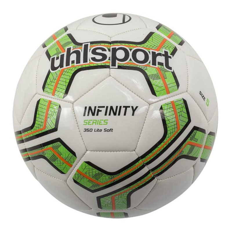 Uhlsport Trainingsball 350 Lite Infinity F01 Weiss - weiss