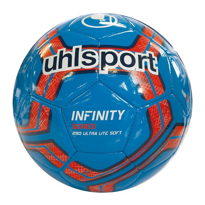 Uhlsport 290 Gramm Infinity Lite Soft Blau Rot F03 - blau