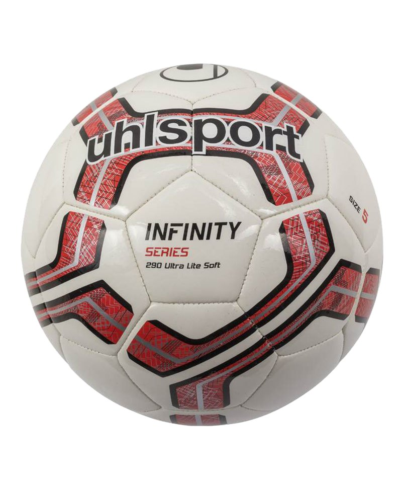Uhlsport Trainingsball 290 Lite Infinity F01 Weiss - weiss