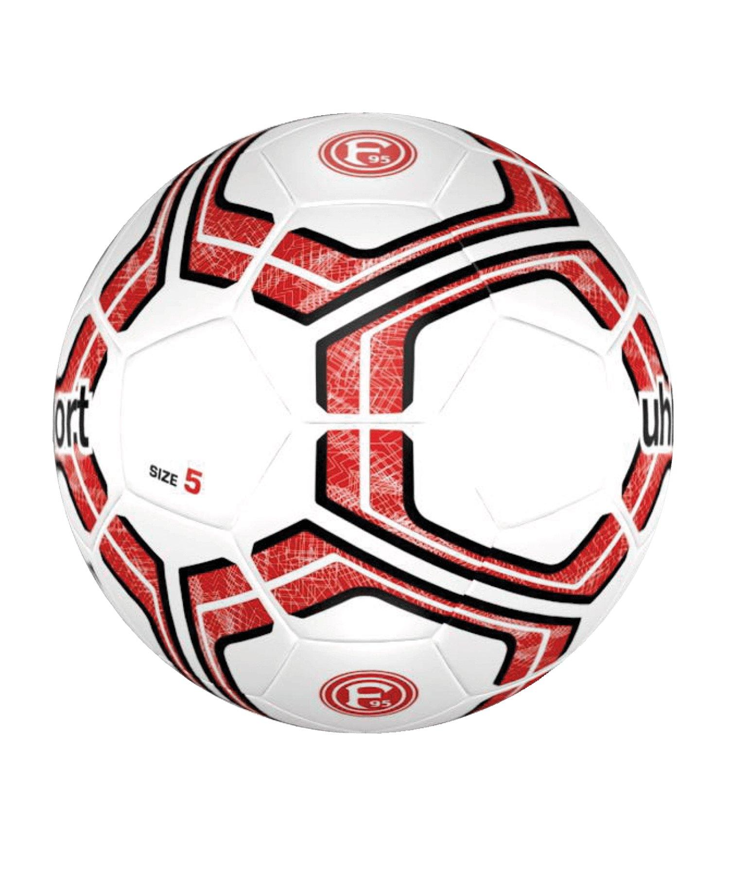 Uhlsport Fortuna Düsseldorf Infinity Fanball Weiss - weiss